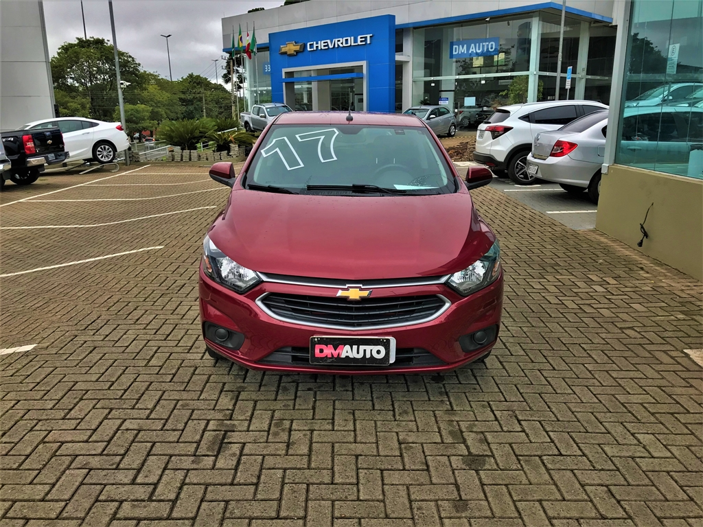 CHEVROLET ONIX 1.0 MT LT COMPLETO 1.0 2017