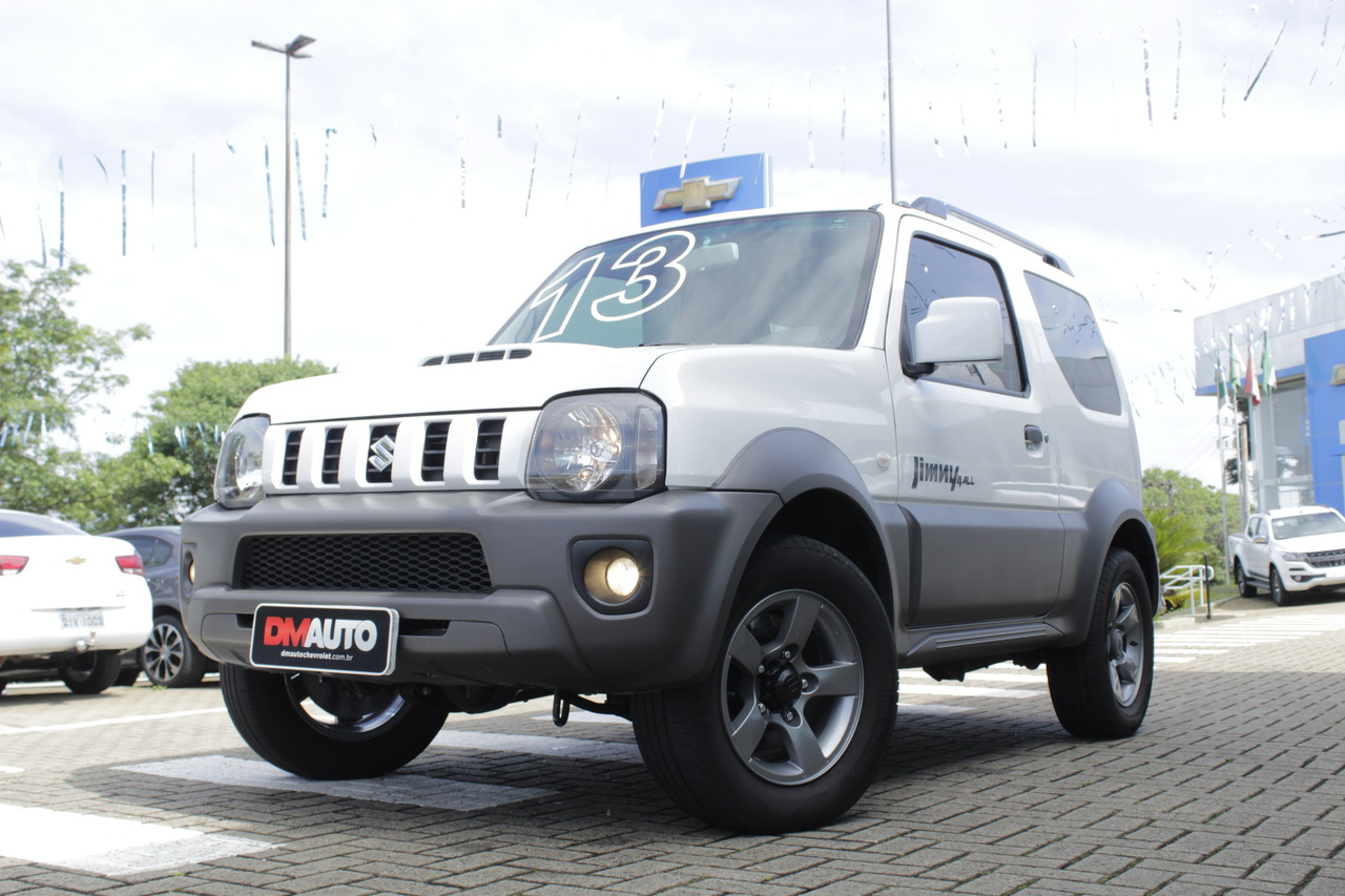 SUZUKI JIMNY 4 ALL SEMINOVO 1.3 2013