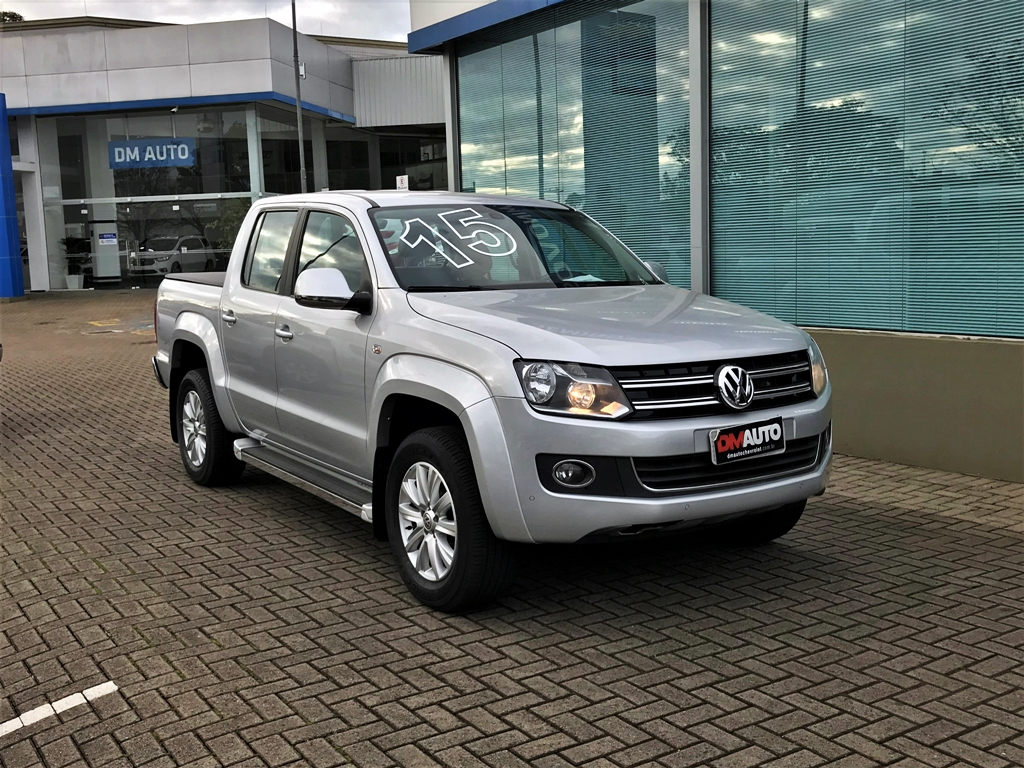 VOLKSWAGEN AMAROK CD 4X4 HIGH SEMINOVO 2.0 2015