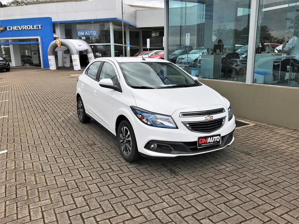 Chevrolet ONIX 1.4 MT LTZ COMPLETO 1.4 2014