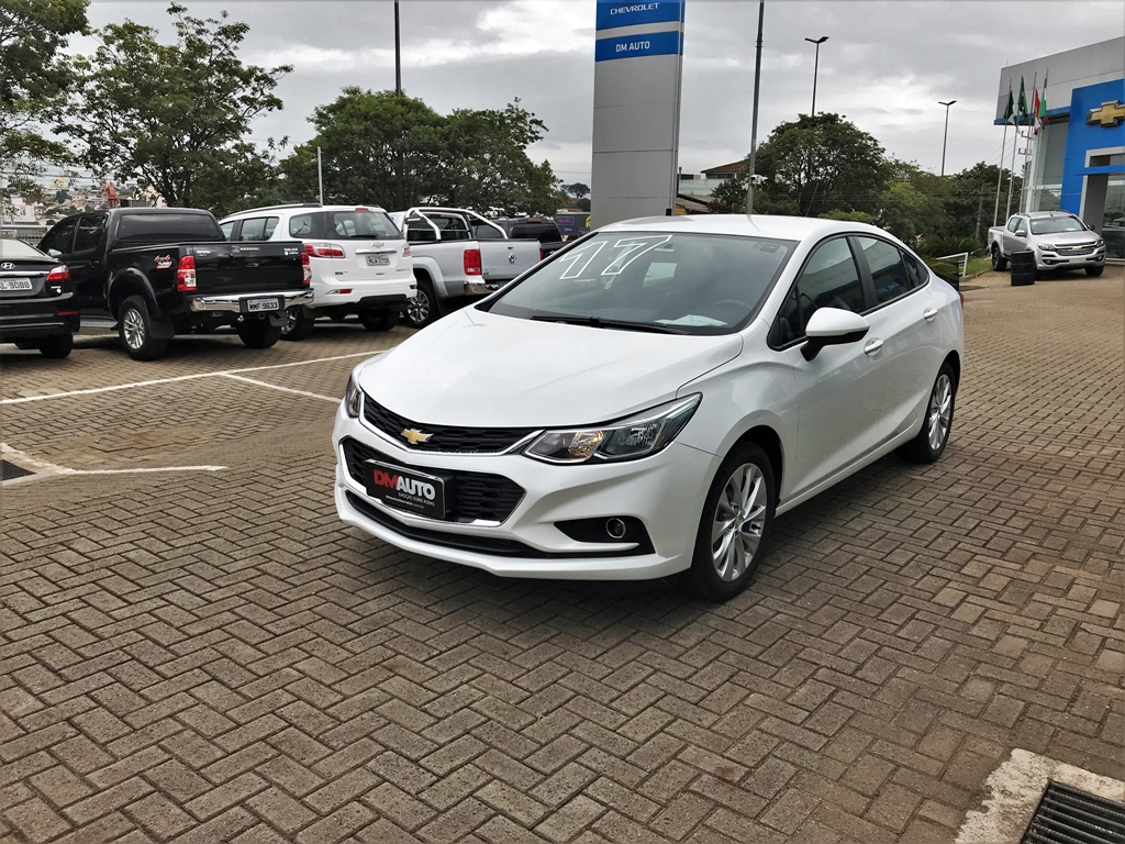 Chevrolet CRUZE LT NB AT COMPLETO 1.4 T 2017