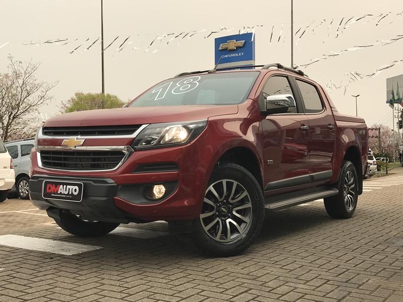 Chevrolet S10 HC DD4A SEMINOVO 2.8 2018
