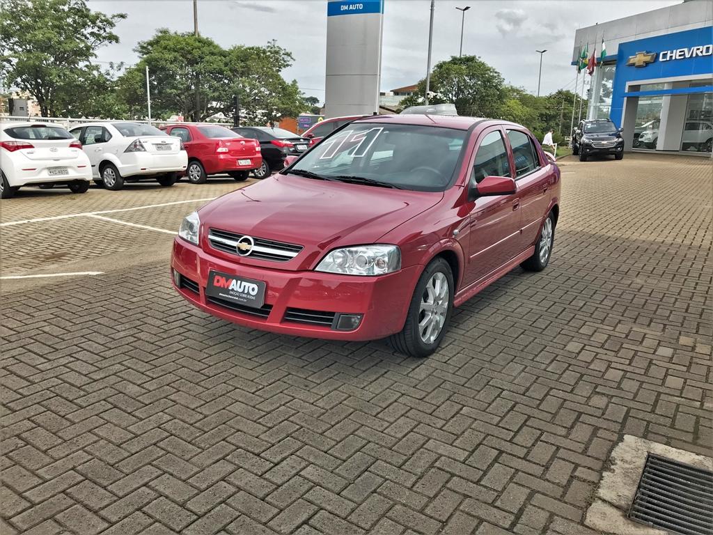 Chevrolet ASTRA HB 4P ADVANTAGE COMPLETO 2.0 2011