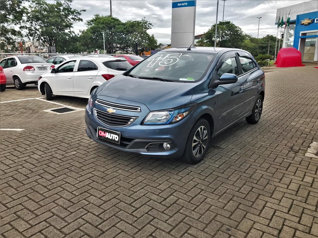 Chevrolet ONIX 1.4 MT LTZ COMPLETO 1.4 2015