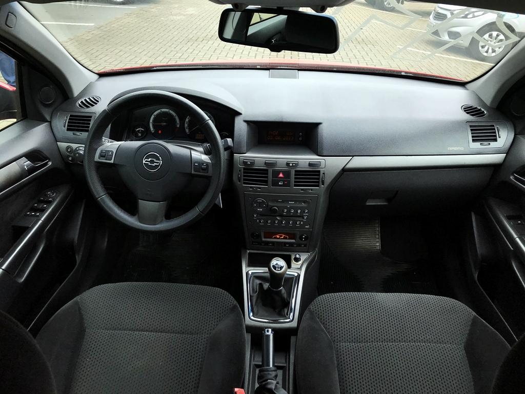CHEVROLET VECTRA HATCH 4P GT SEMINOVO 2.0 2011