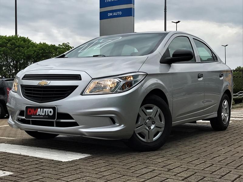 Chevrolet PRISMA 1.0MT JOYE SEMINOVO 1.0 2017