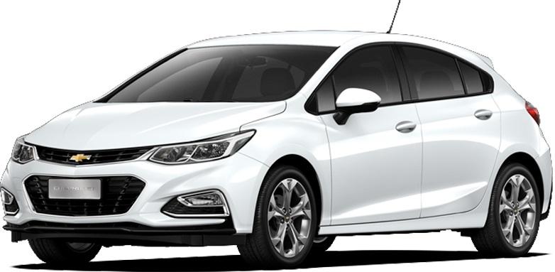 Chevrolet CRUZE SPORT 1.4 2017