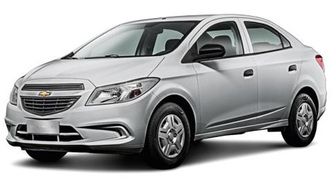 Chevrolet PRISMA JOY 1.0 2018