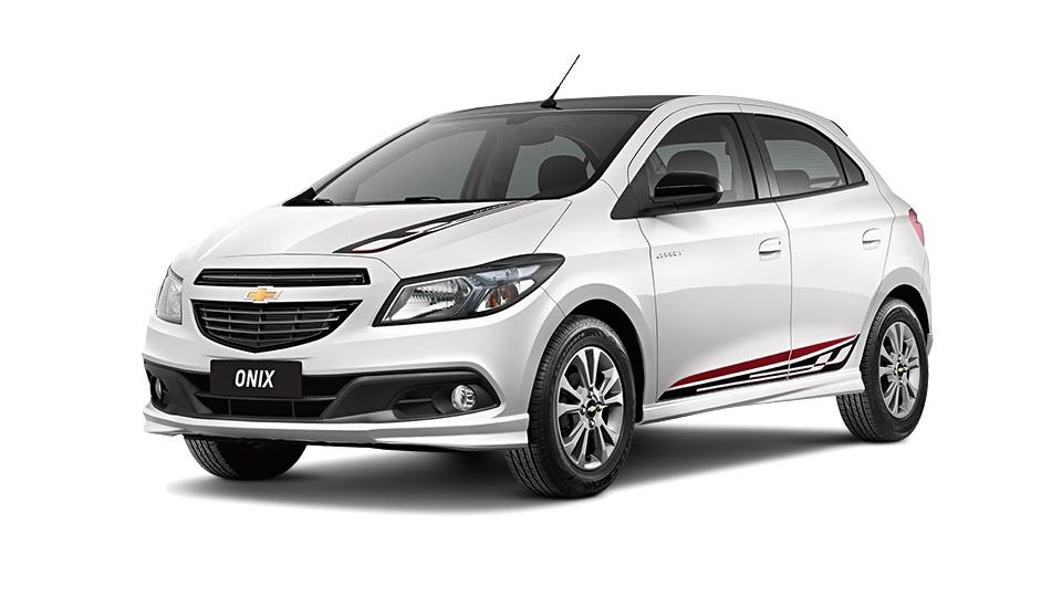 Chevrolet ONIX EFFECT 1.4 2018