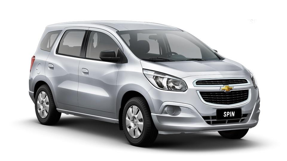 Chevrolet SPIN LS 1.8 2018