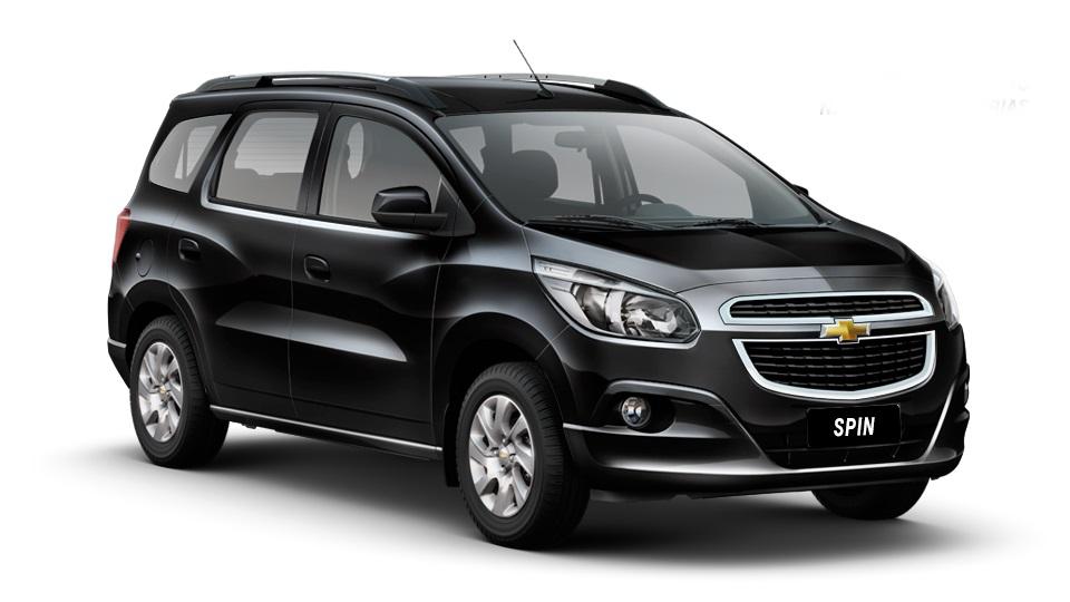 Chevrolet SPIN LTZ 1.8 2018