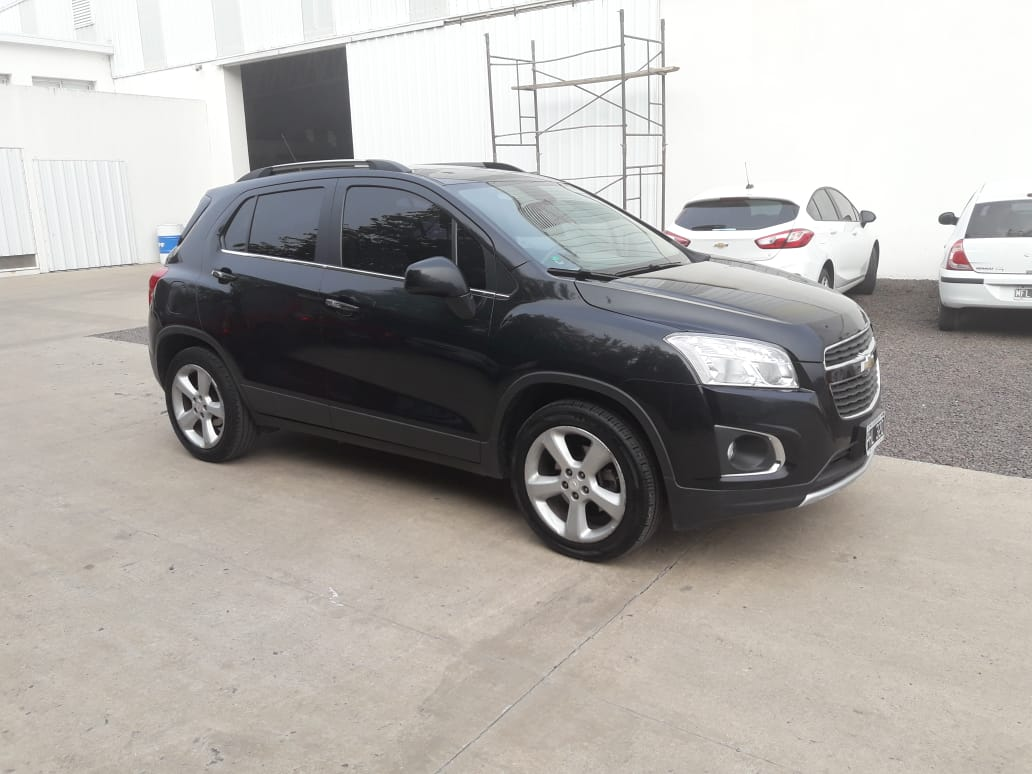 2015 CHEVROLET TRACKER AWD LTZ PLUS 4x4 1,8