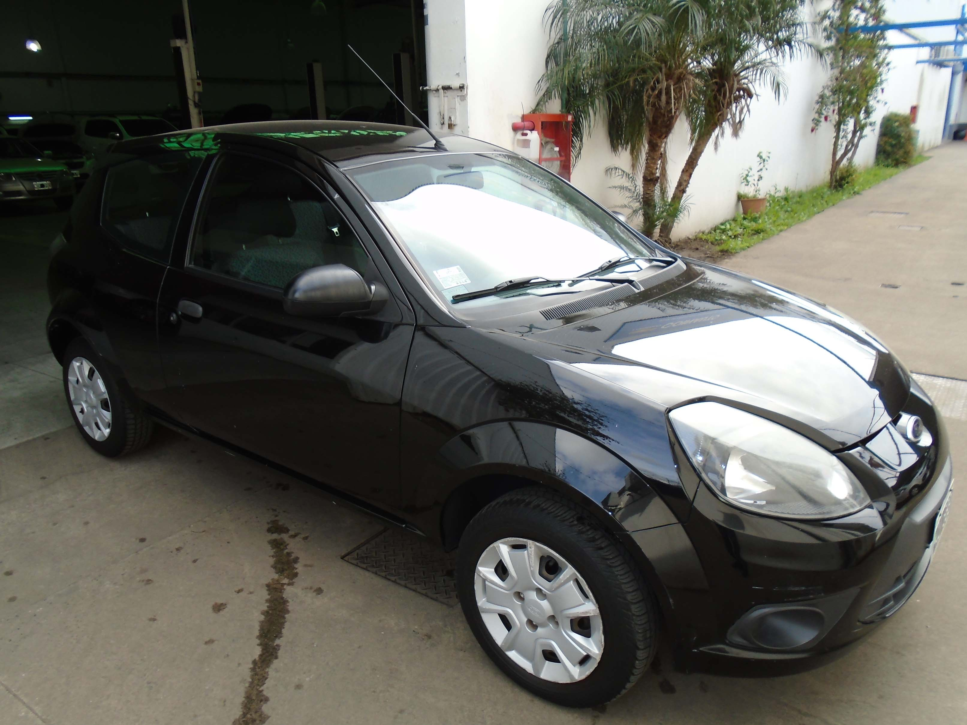 2013 FORD KA FLY VIRAL 1,6