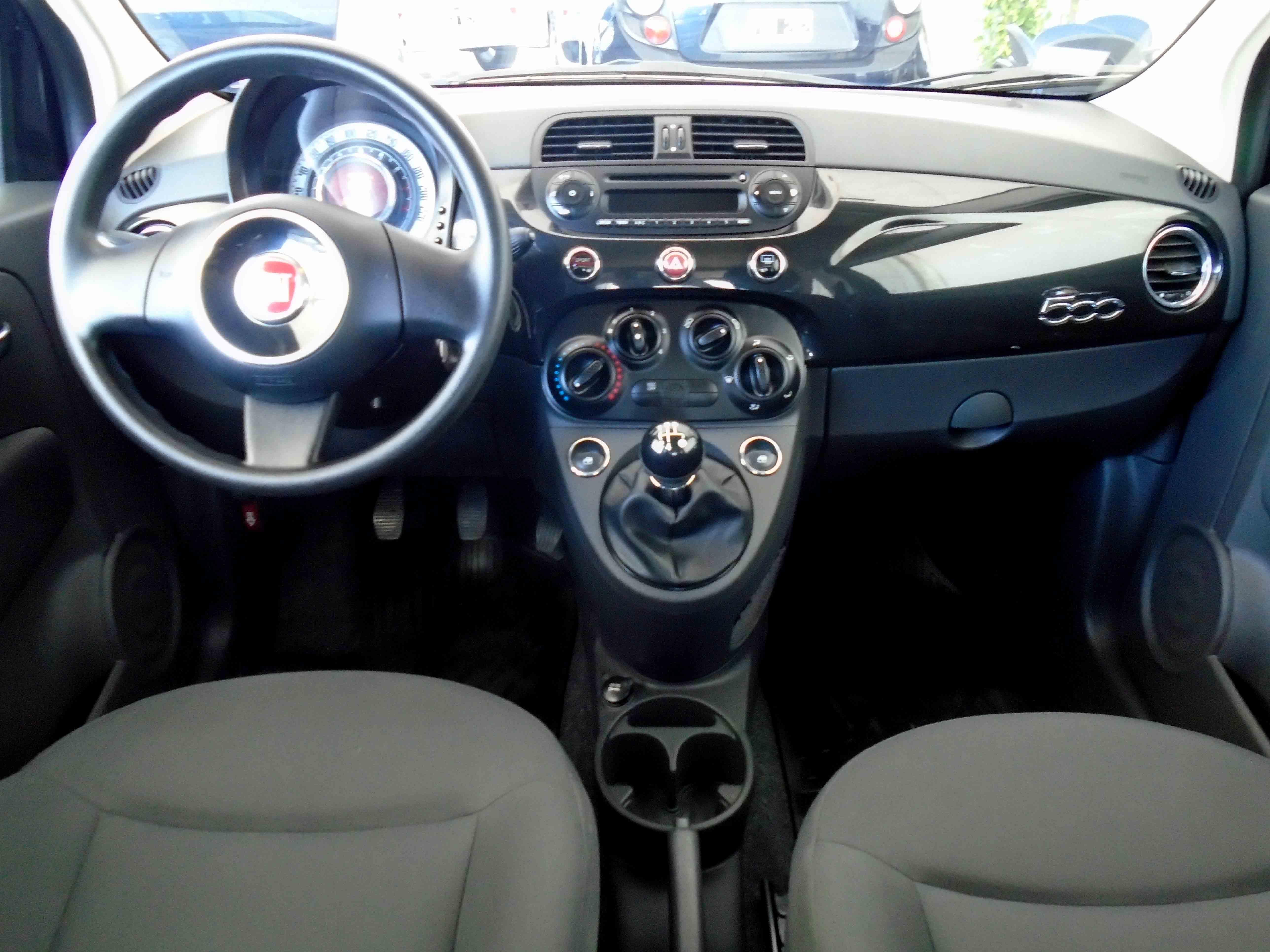2012 FIAT 500 CULT 8V 1,4