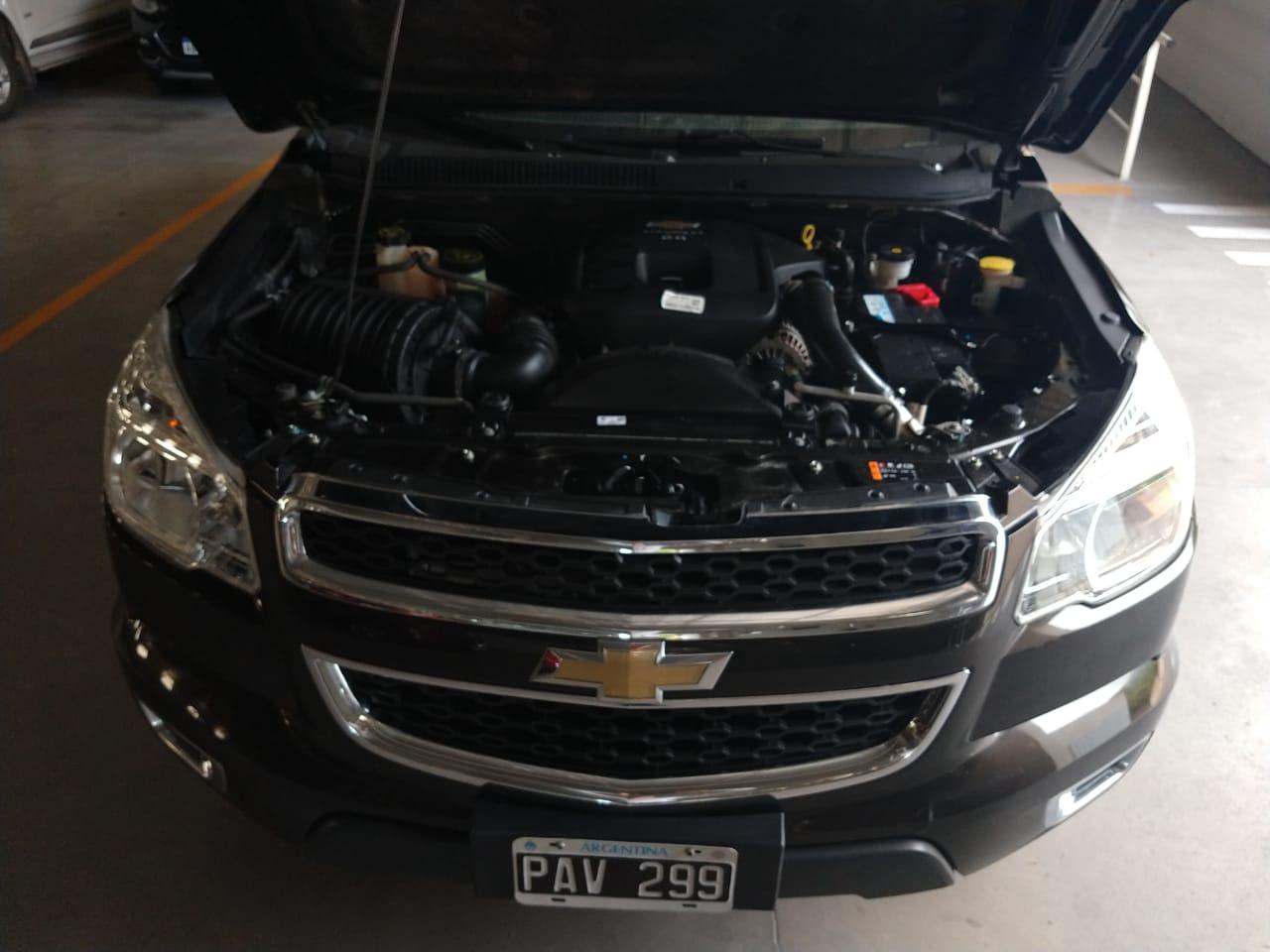 2015 CHEVROLET S10 4X4 LTZ 2,8