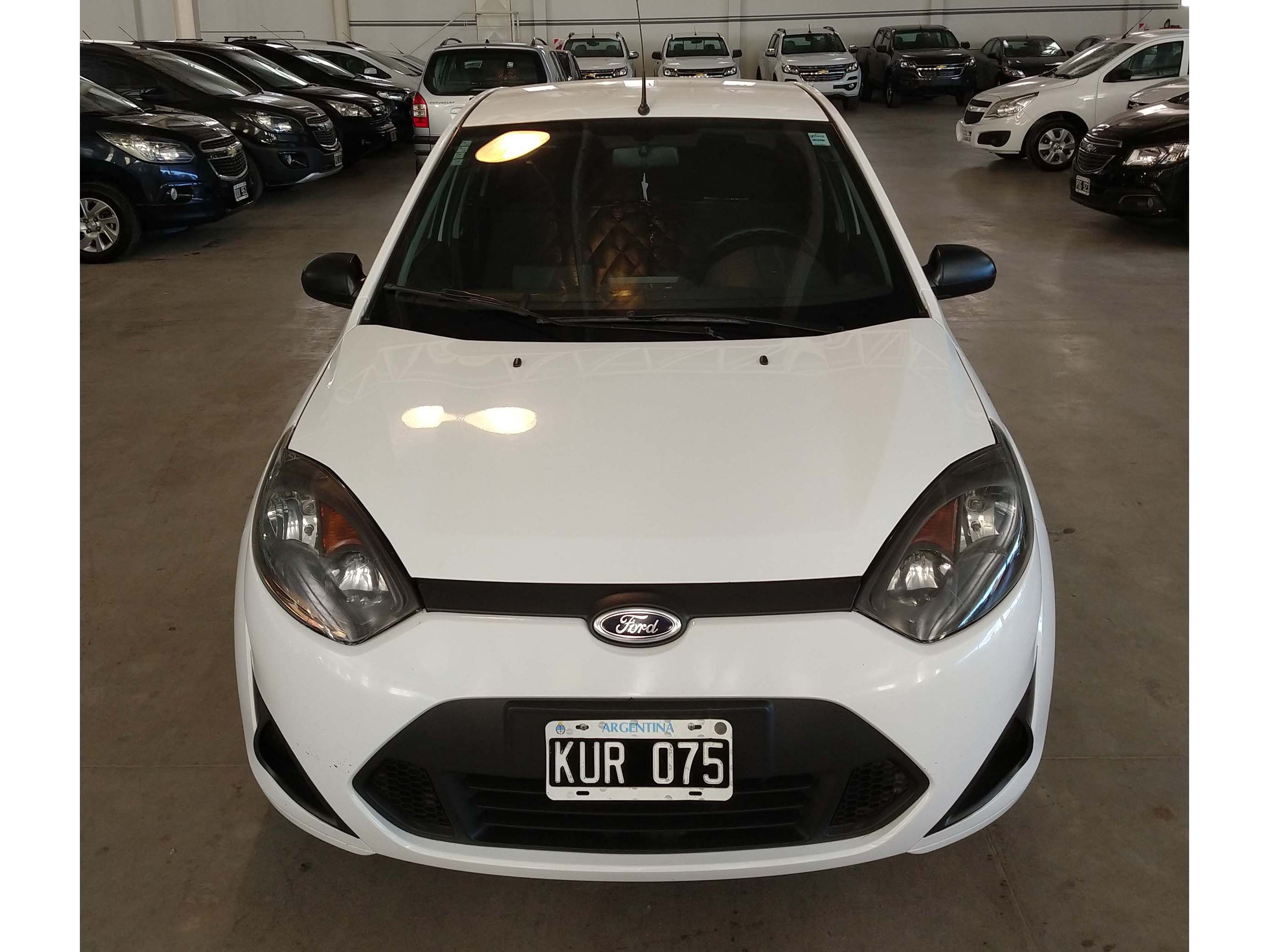 2012 FORD FIESTA MAX AMBIENTE PLUS 1,6