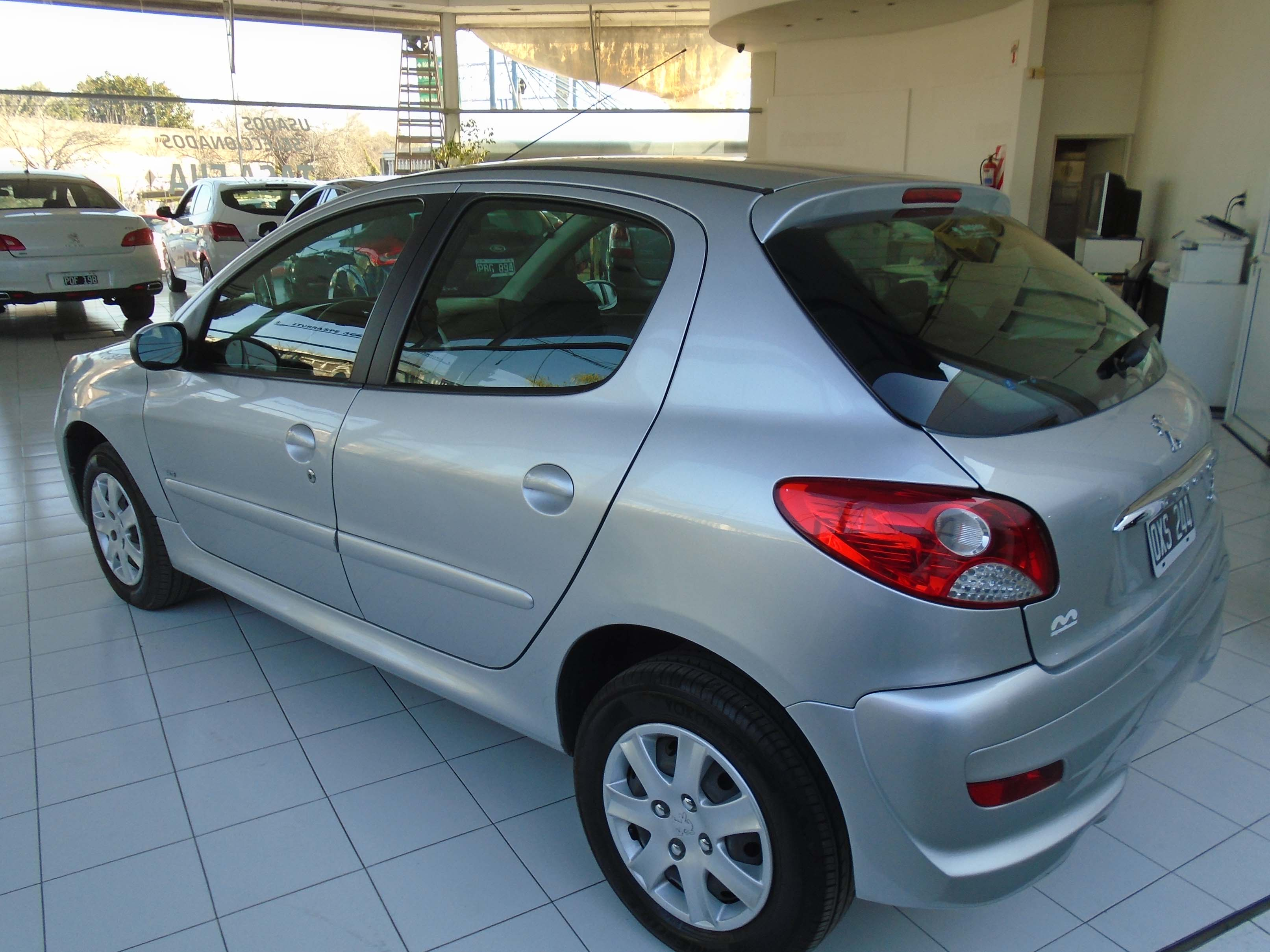 2015 PEUGEOT 207 COMPACT ALLURE HDI 1,4