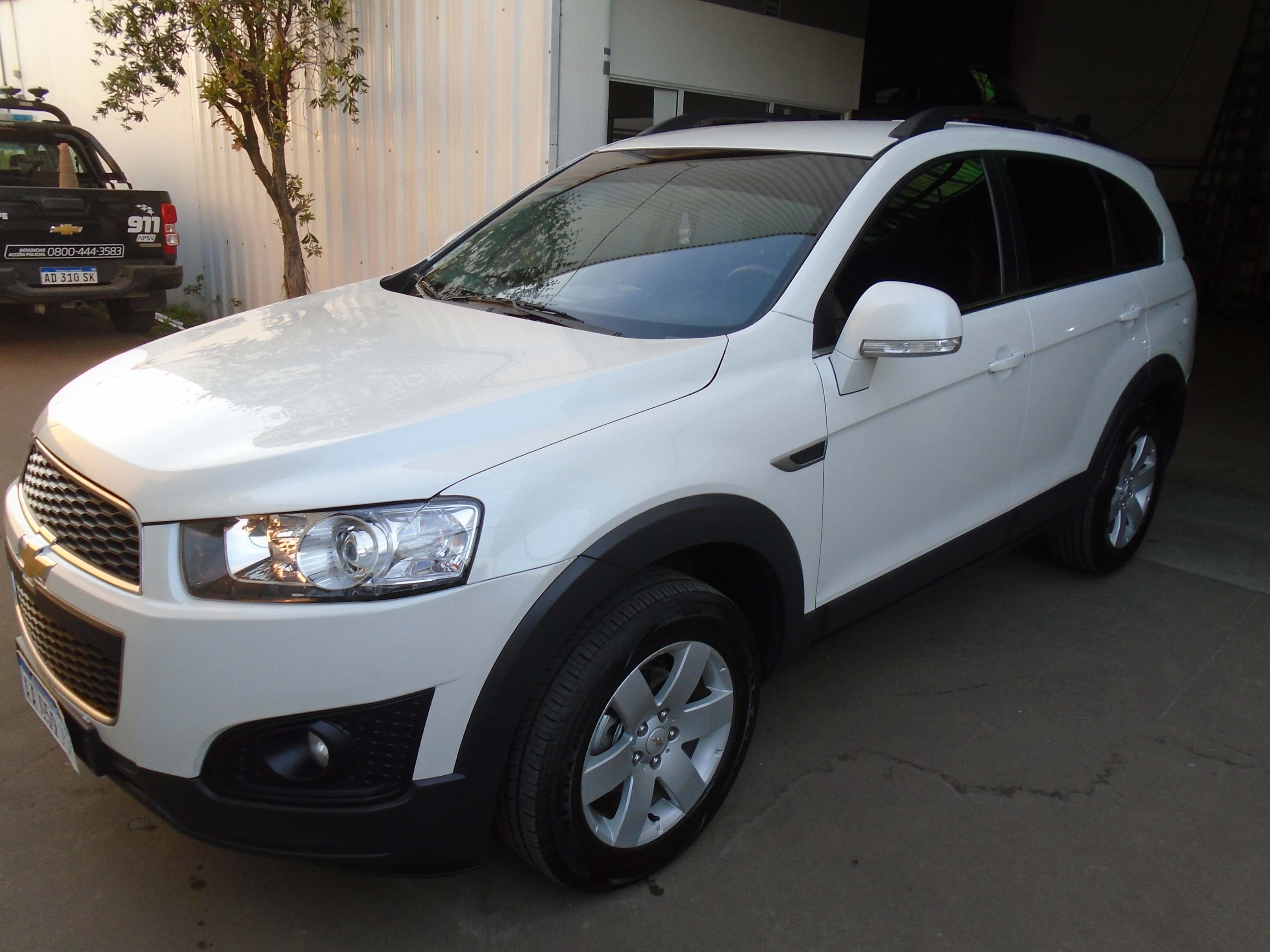 2016 CHEVROLET CAPTIVA LS 2,4