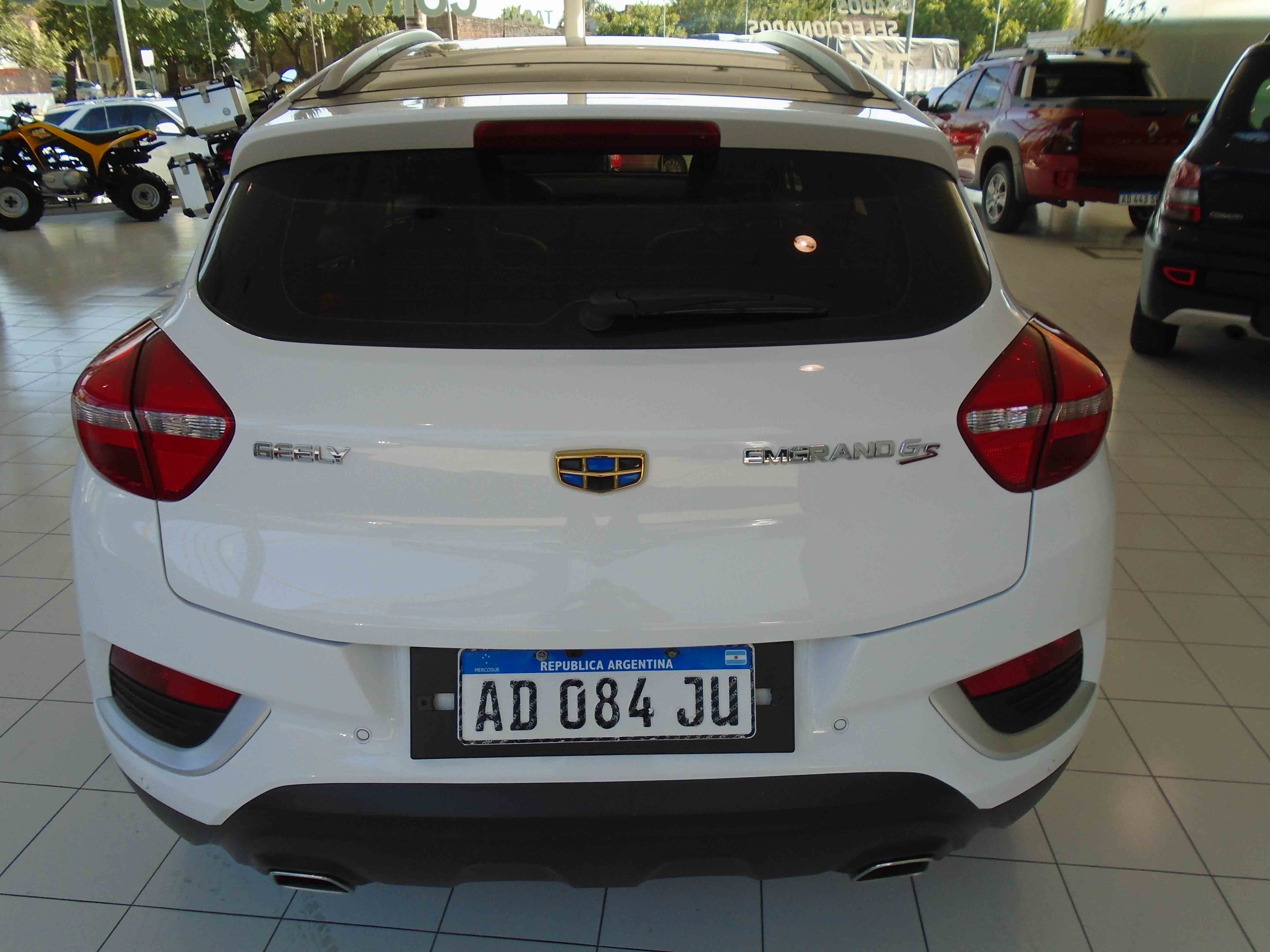2018 GEELY EMGRAND 1,8