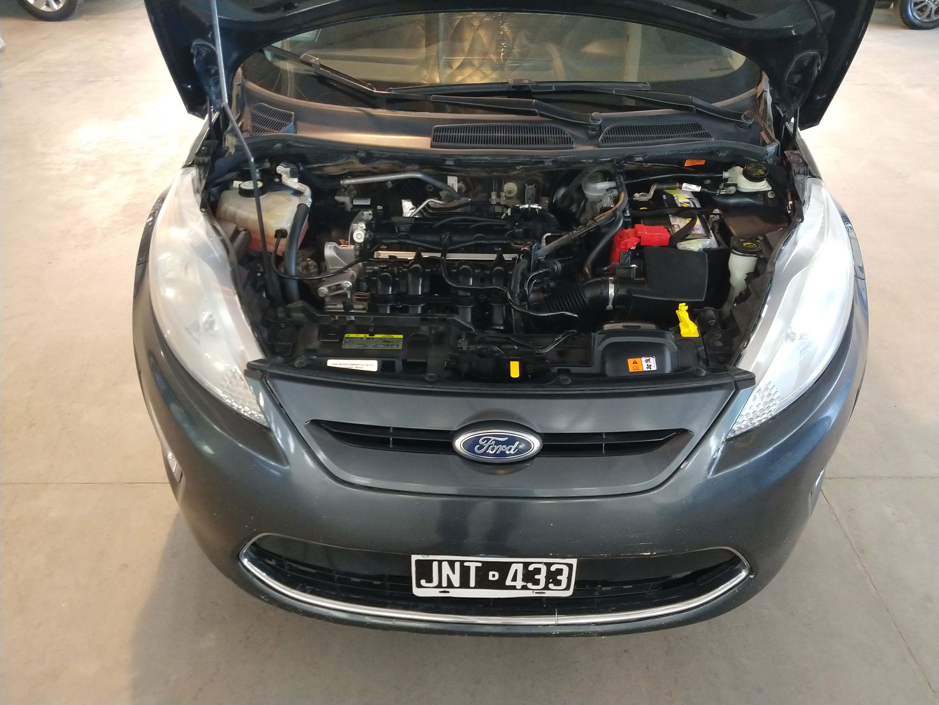 2011 FORD FIESTA KINETIC TITANIUM 1,6