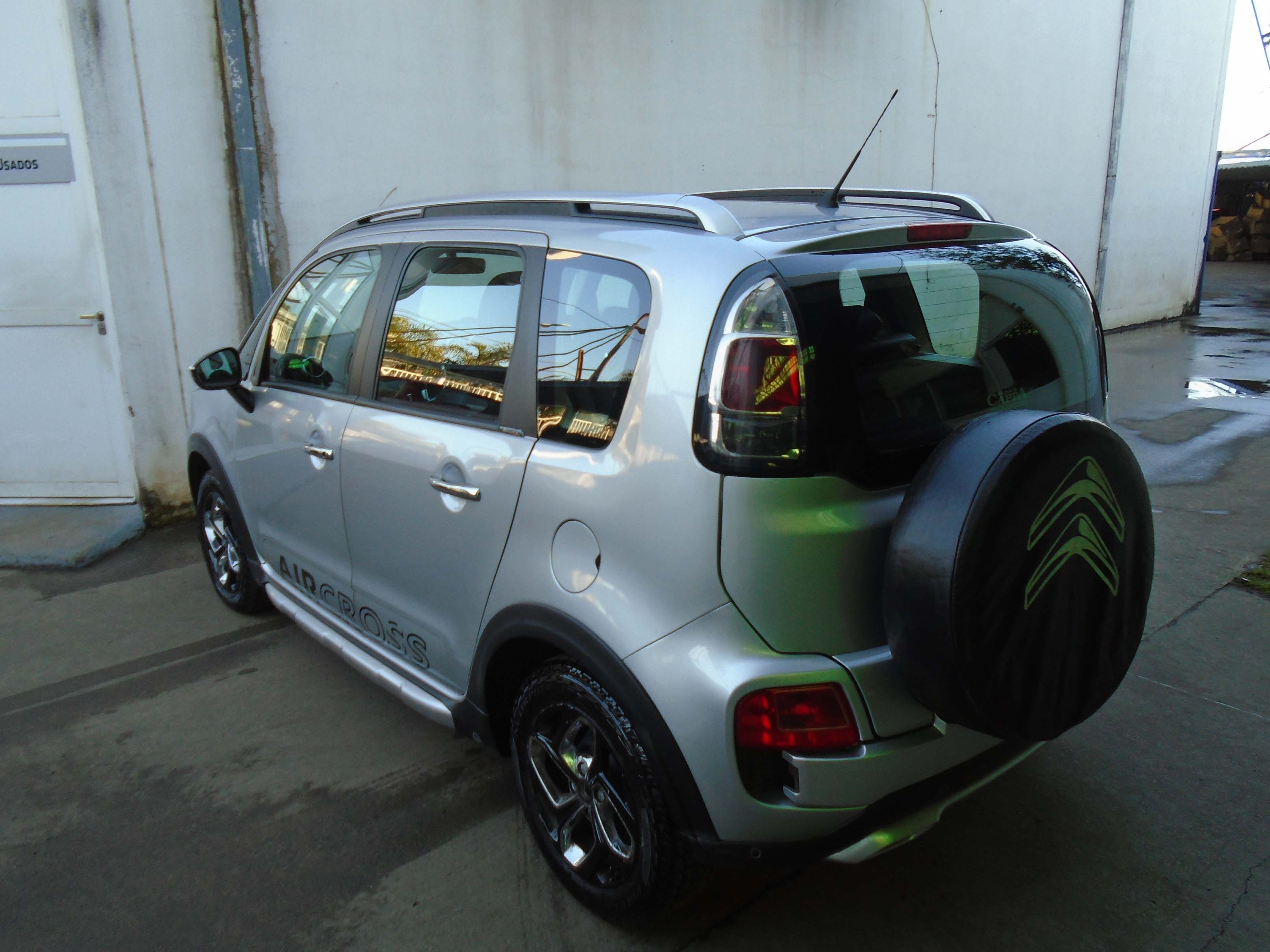 2014 CITROEN C3 AIRCROSS EXCLUSIVE 1,6