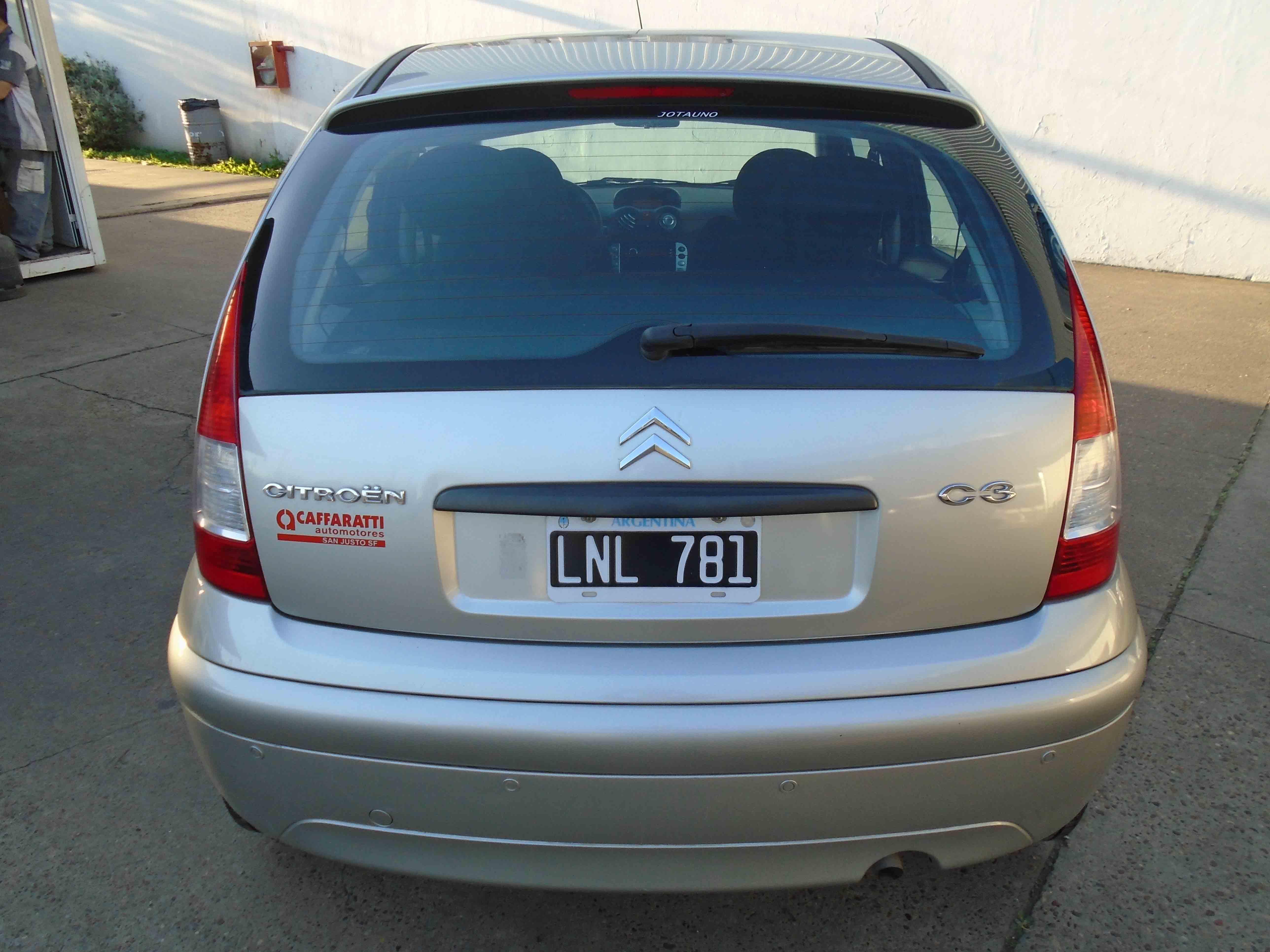 2012 CITROEN C3 SX 1,4