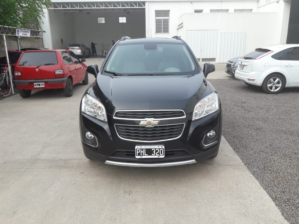 2015 CHEVROLET TRACKER AWD LTZ PLUS 1,8