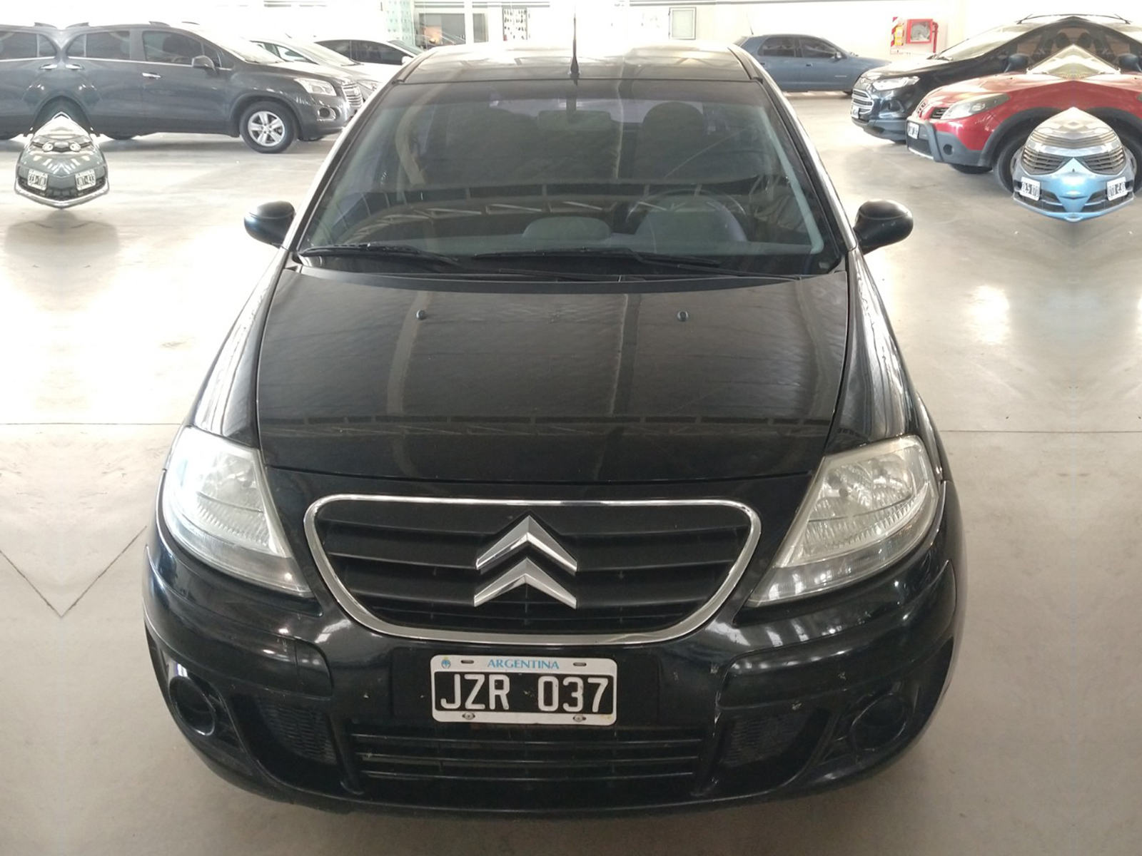 2011 CITROEN C3 SX 1,4