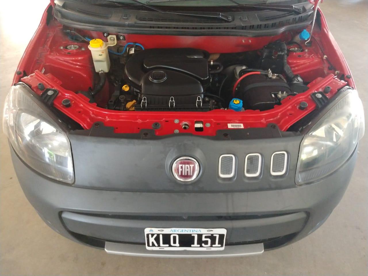 2011 FIAT UNO WAY 5P 1,4
