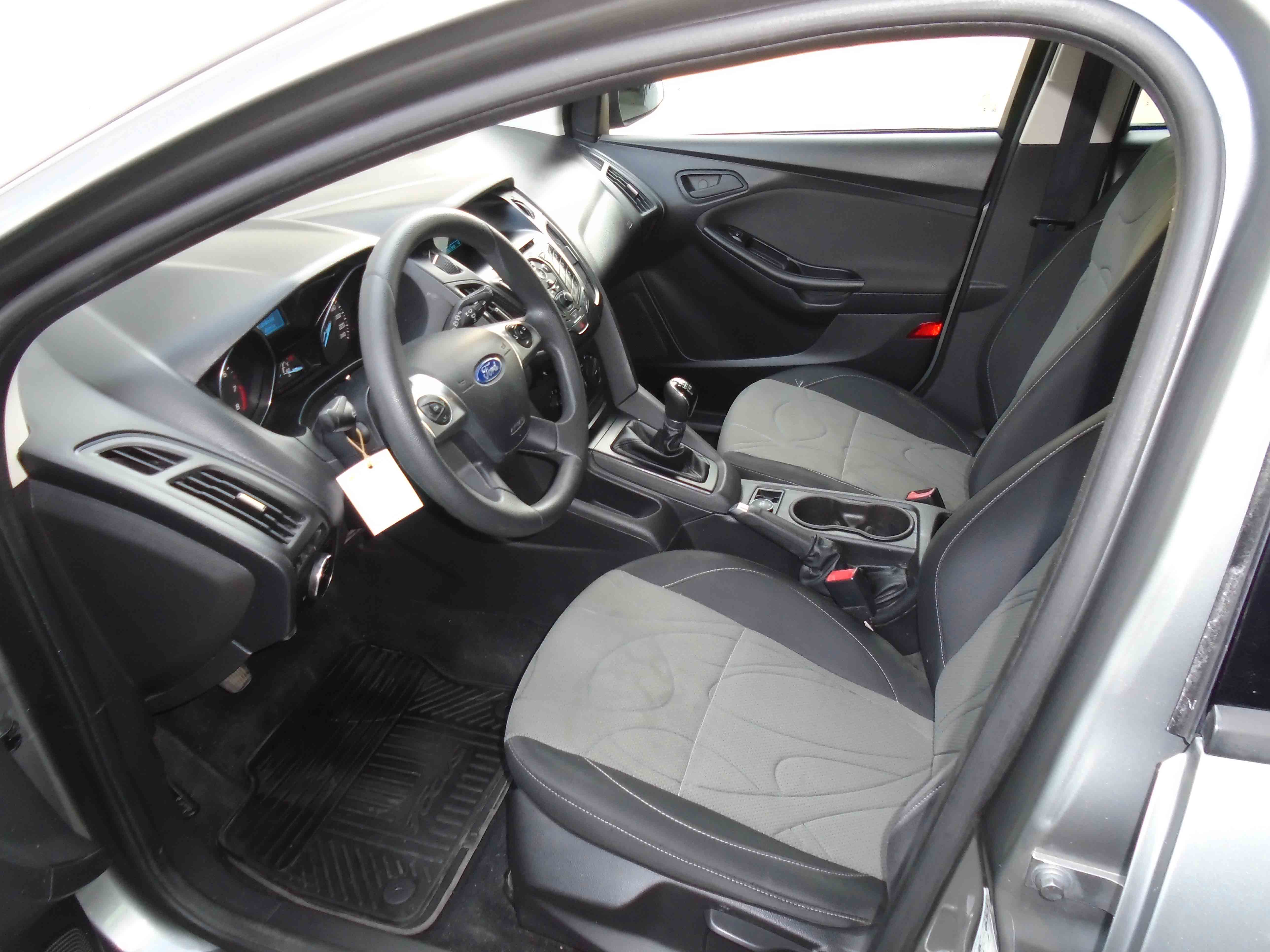 2014 FORD FOCUS S 1,6