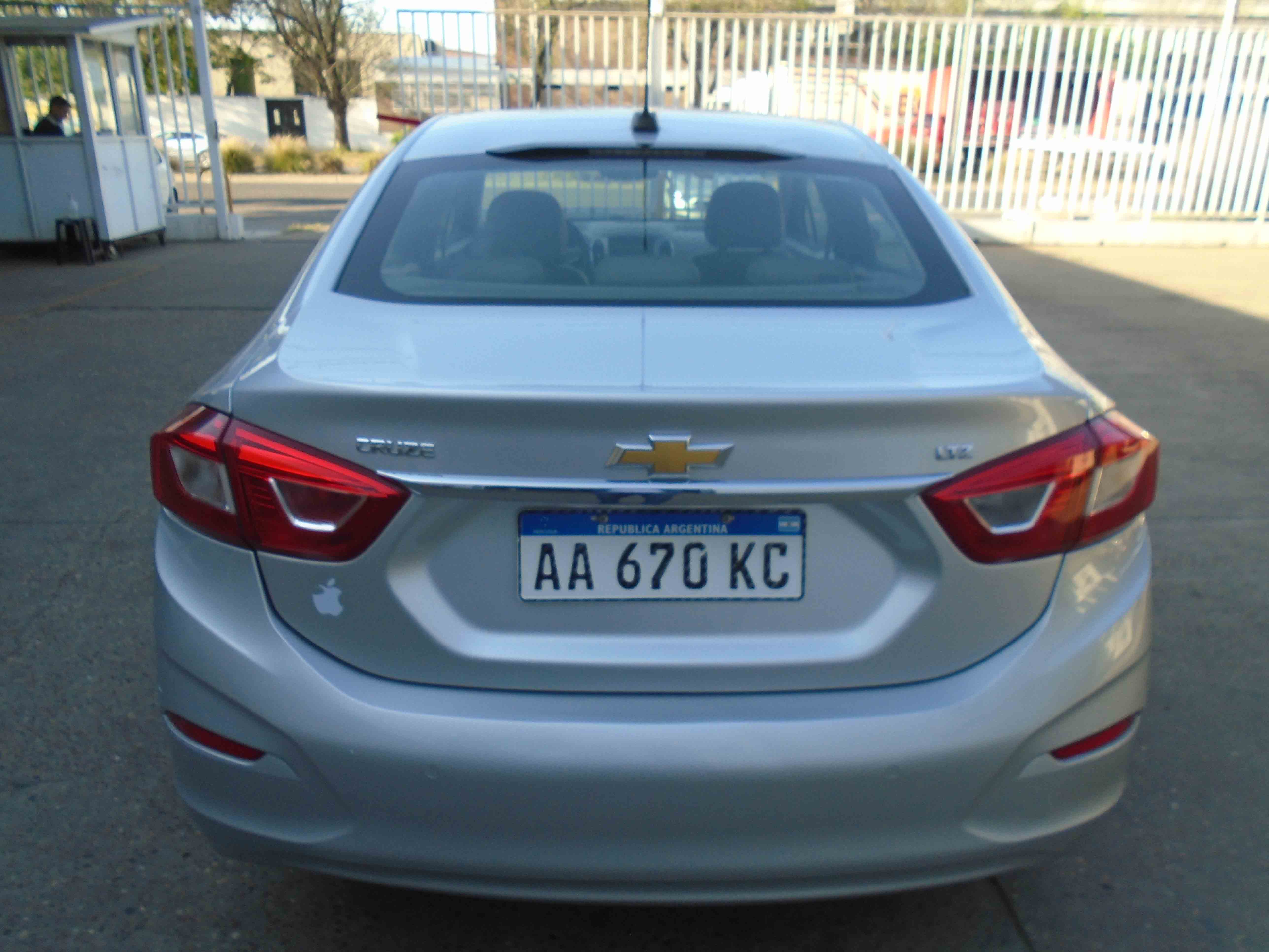2016 CHEVROLET CRUZE TURBO LTZ MT 1,4