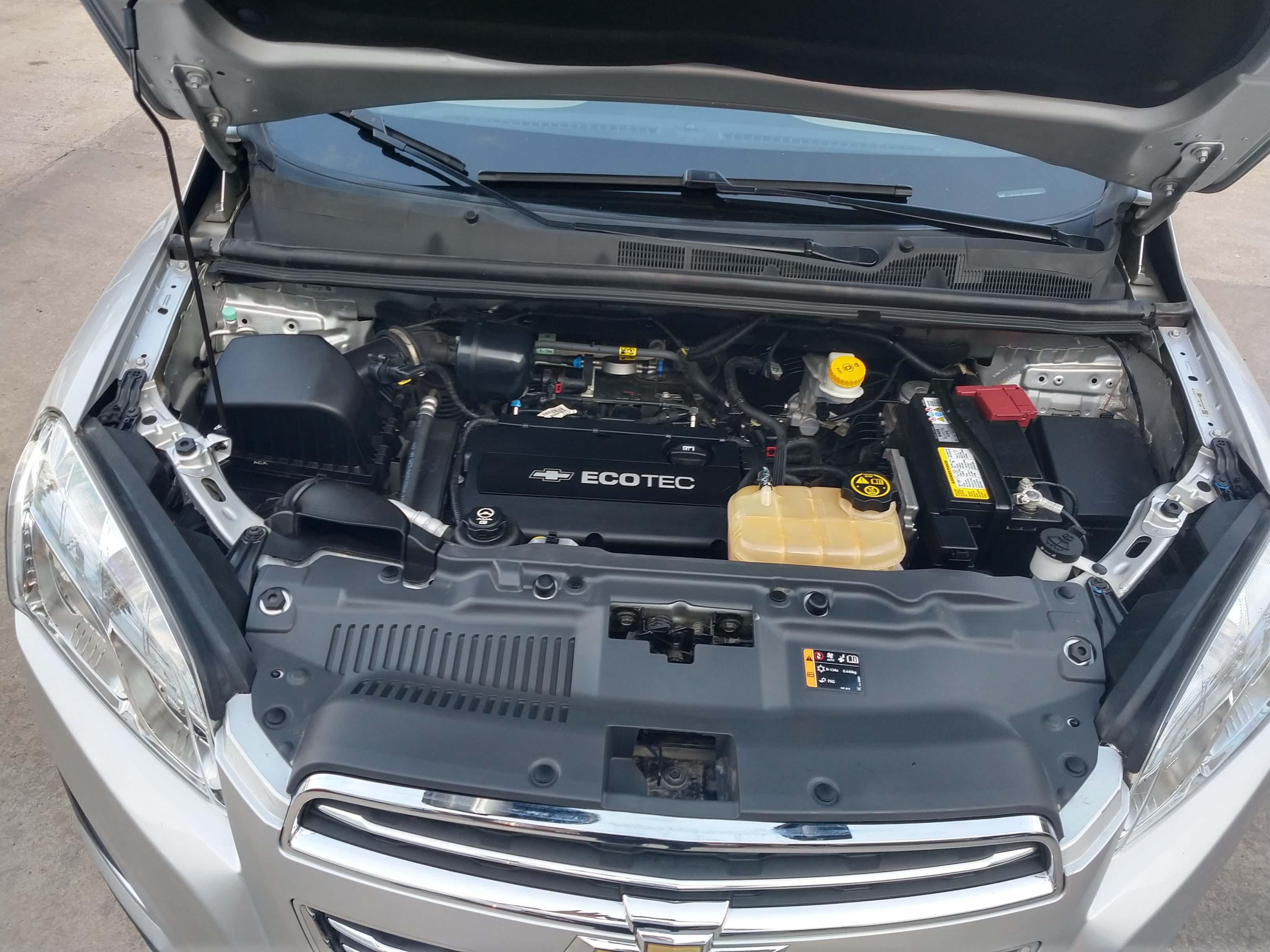2017 CHEVROLET TRACKER FWD LTZ 1,8