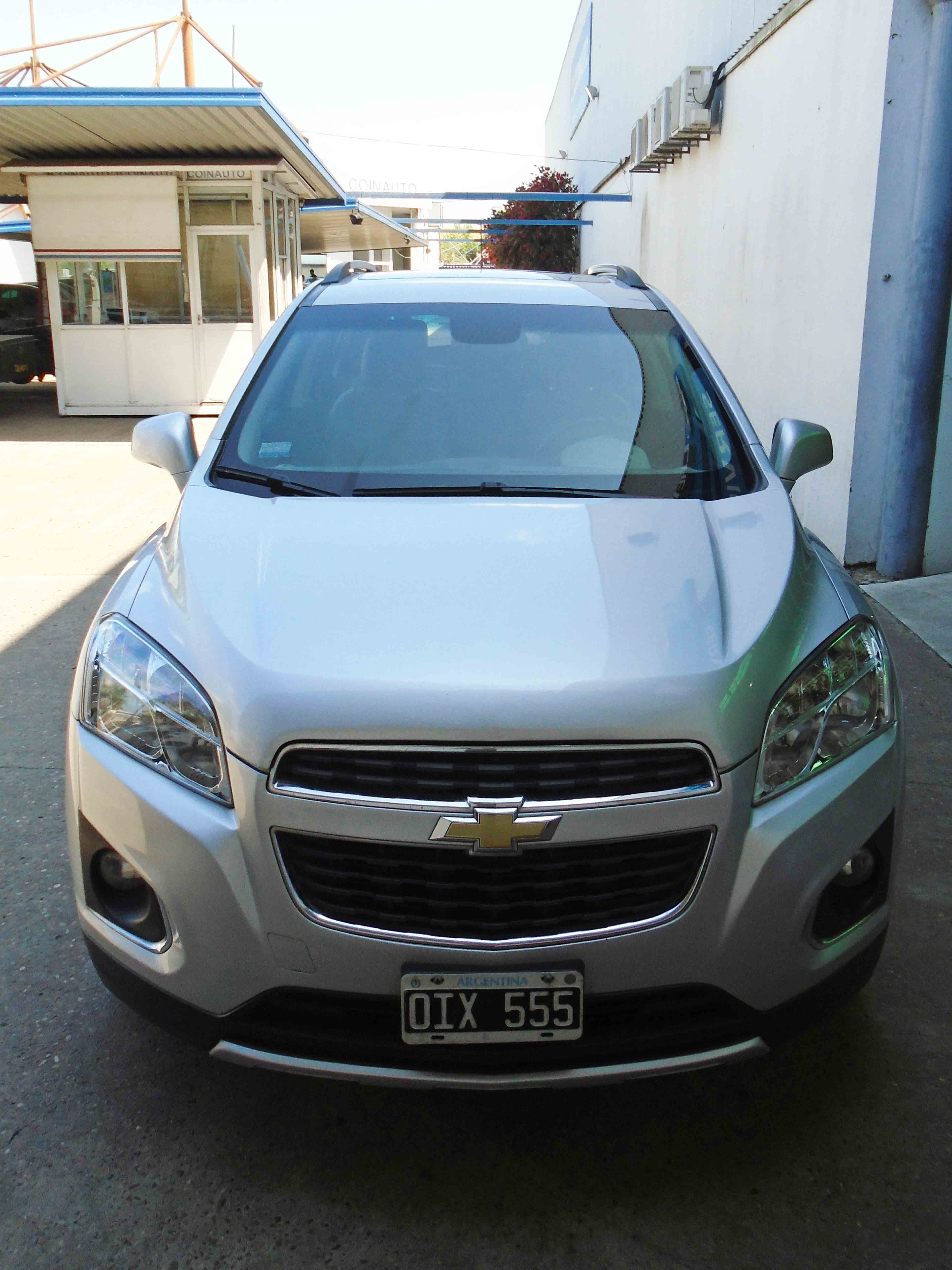 2014 CHEVROLET TRACKER 4x4 LTZ PLUS 1,8