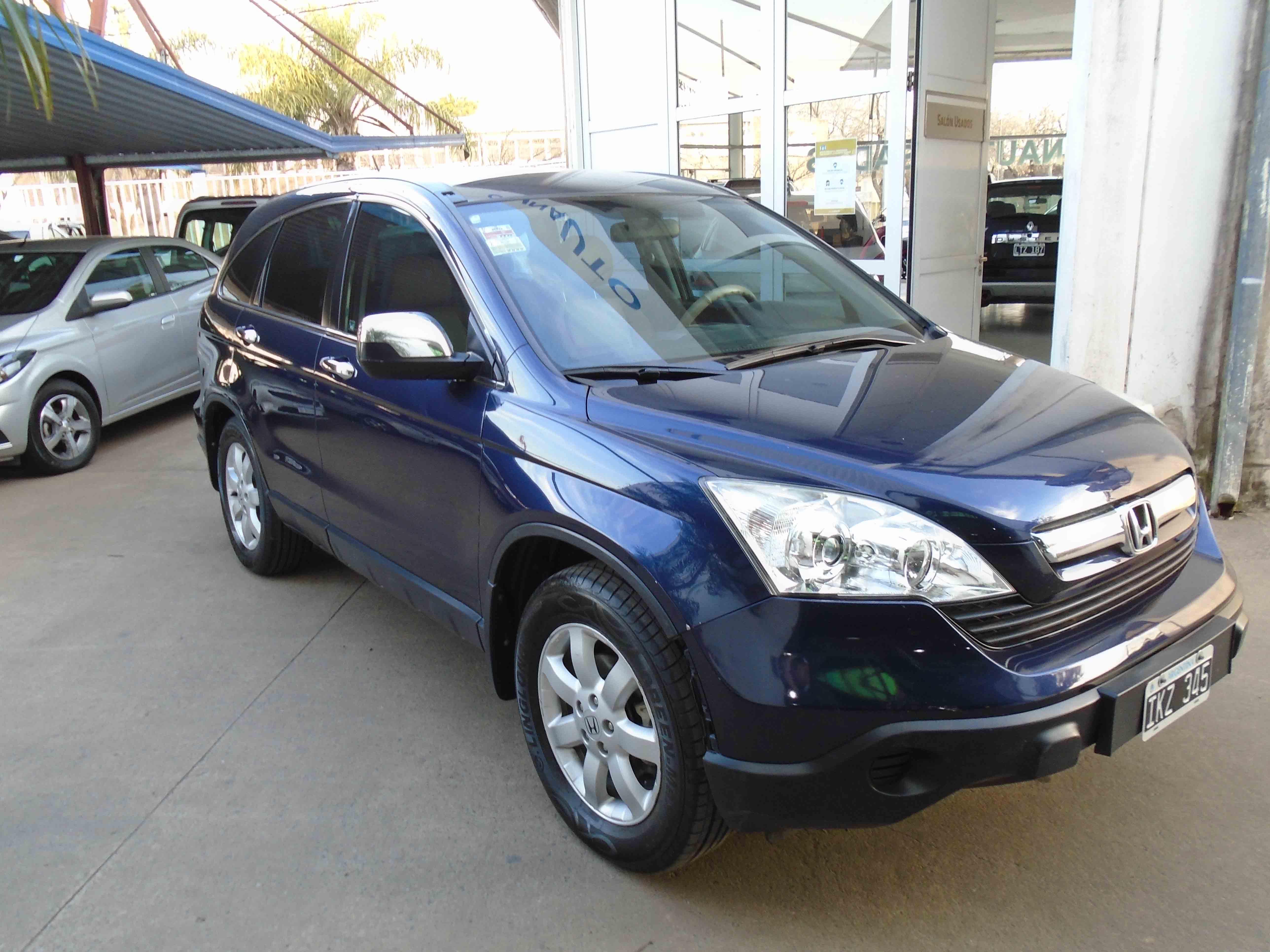 2009 HONDA CRV LX 2