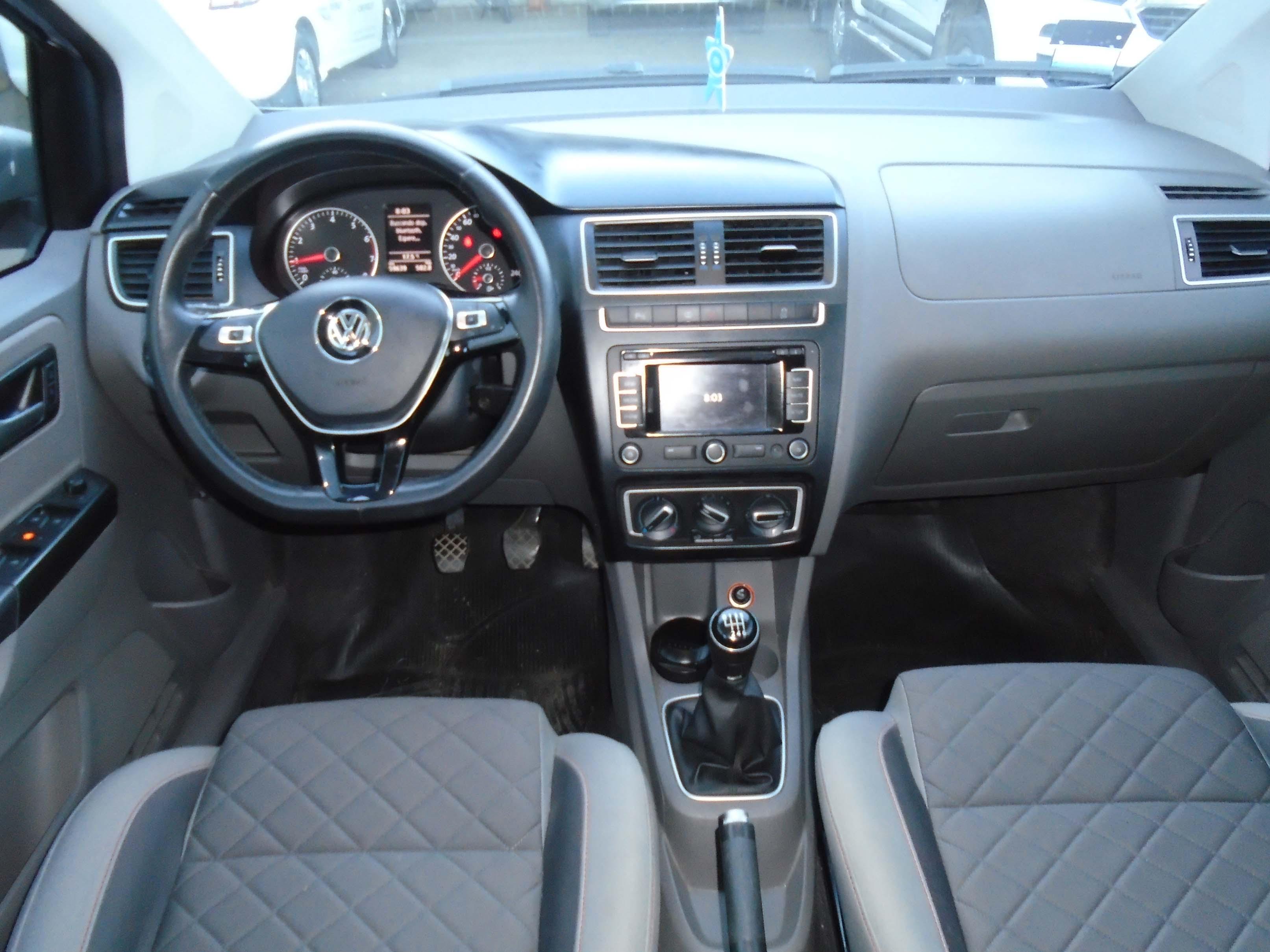 2015 VW SURAN HIGLINE 1,6