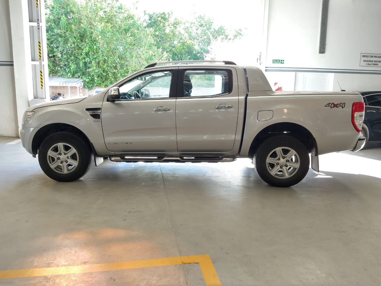 2014 FORD RANGER CD TDI 4X4 LIMITE 3,2