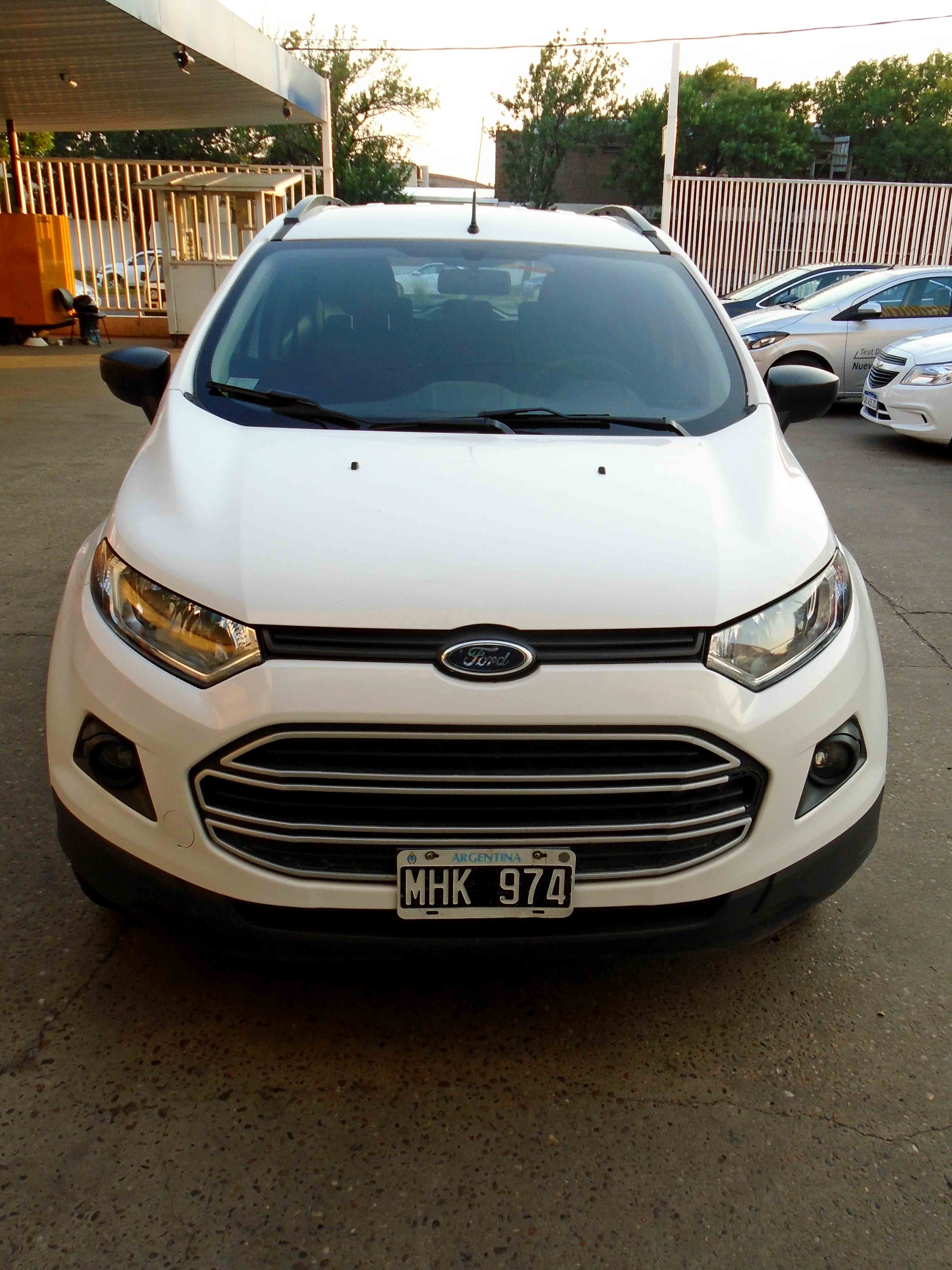 2013 FORD FOCUS EXE TREND 1,6