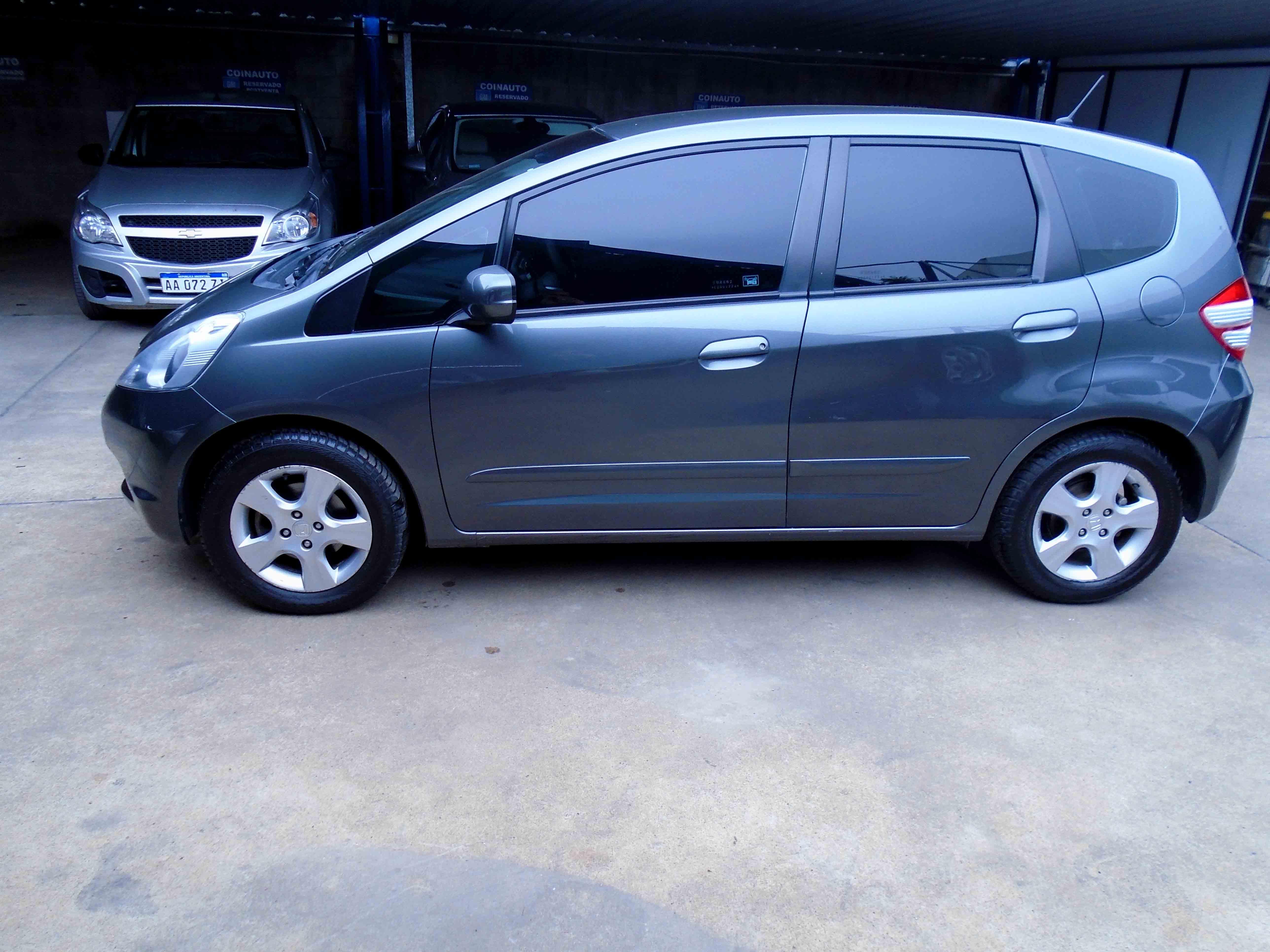 2012 HONDA FIT LX L 1,5