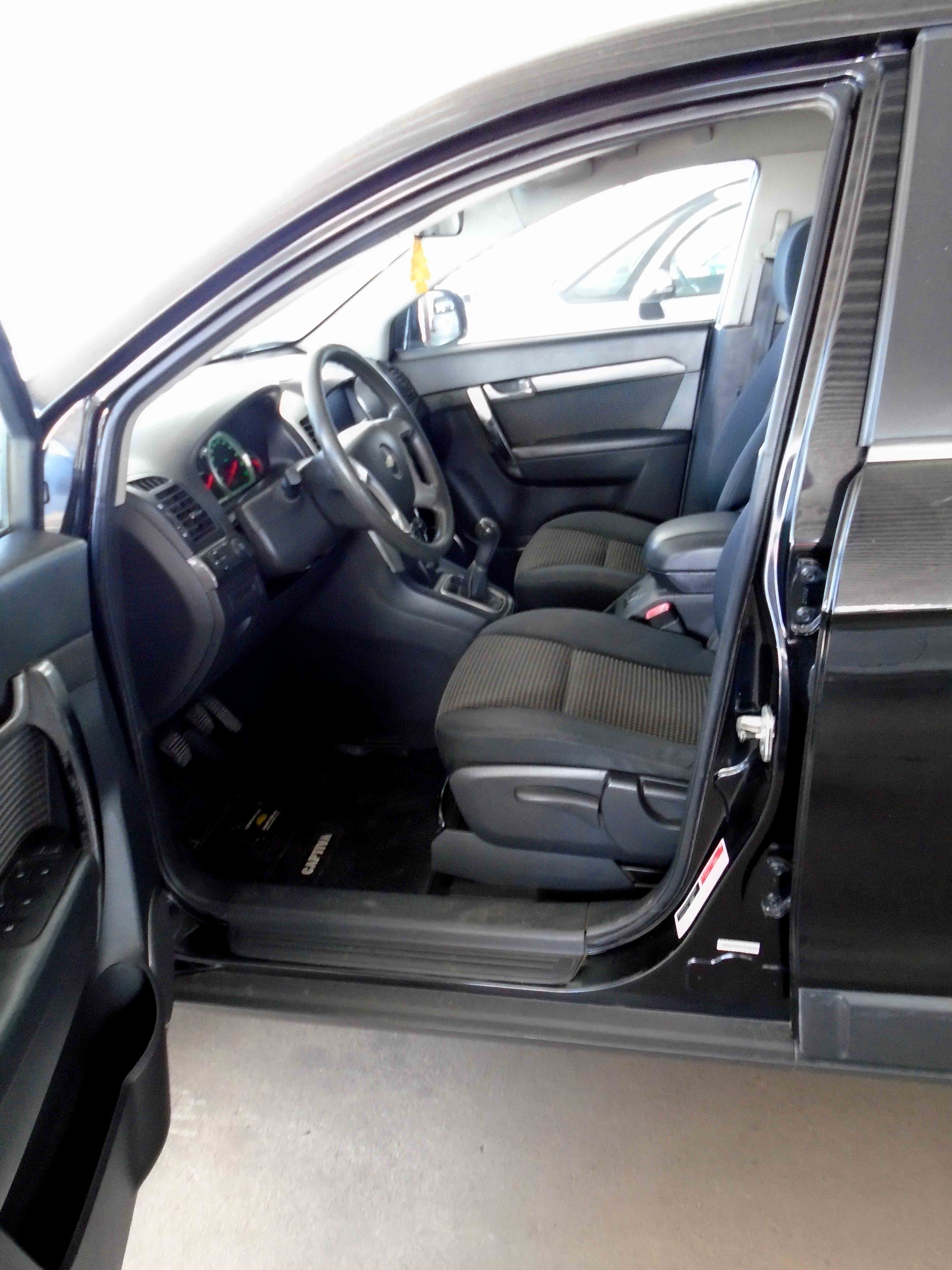2008 CHEVROLET CAPTIVA LT 2,4