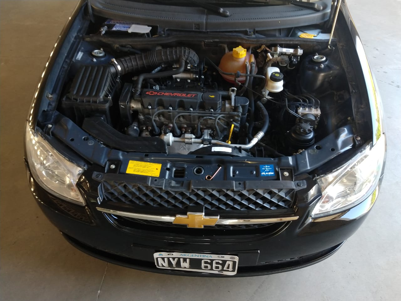 2014 CHEVROLET CLASSIC LS ABS+AIR 1,4