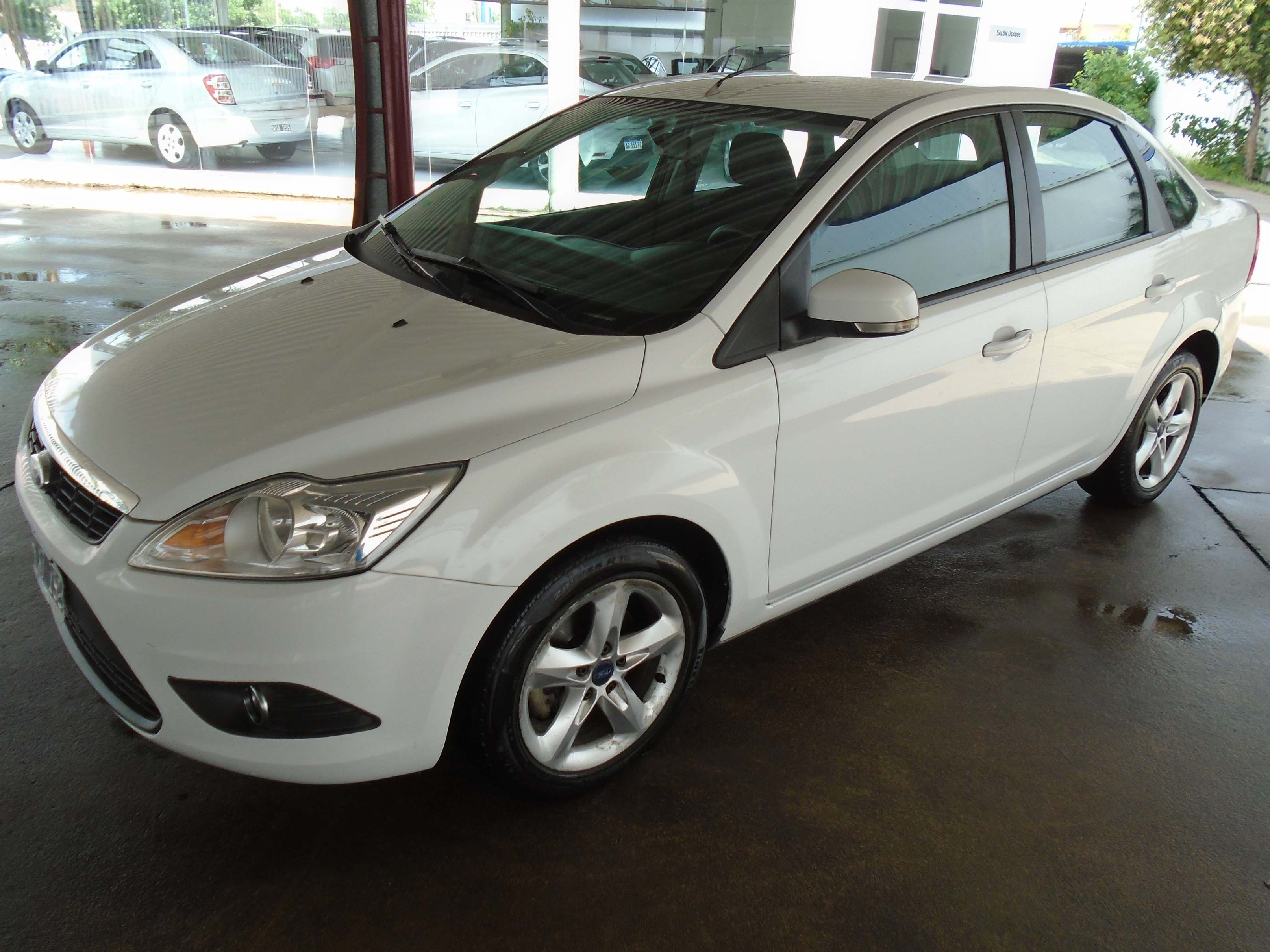 2012 FORD FOCUS EXE TREND 1,6