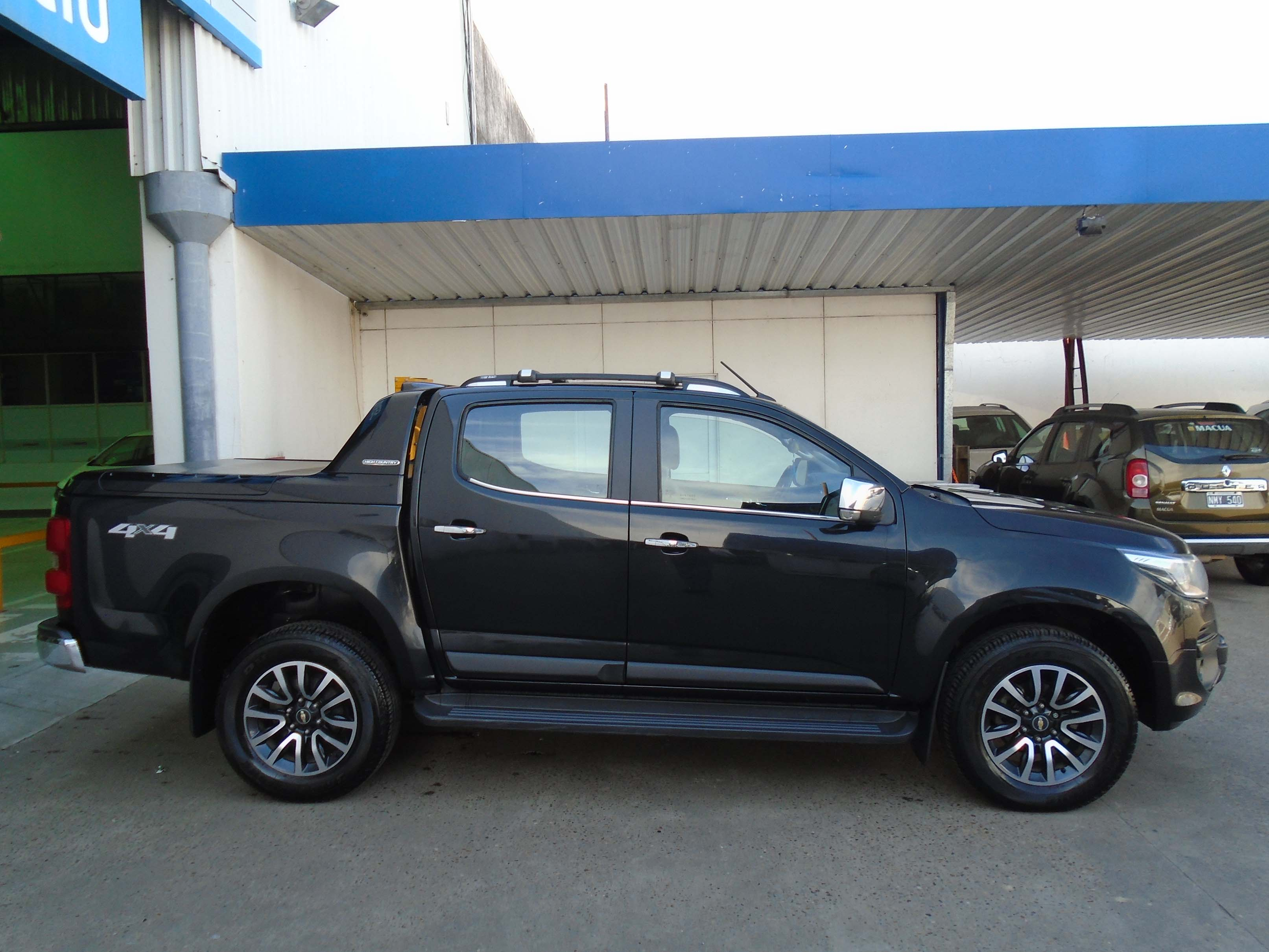 2017 CHEVROLET S10 CD 4X4 HIGH COUNTRY 2,8