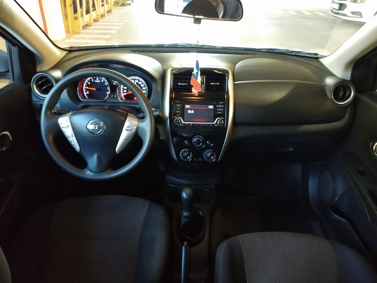 2016 NISSAN VERSA ADVANCE PURE DRIVE 1,6