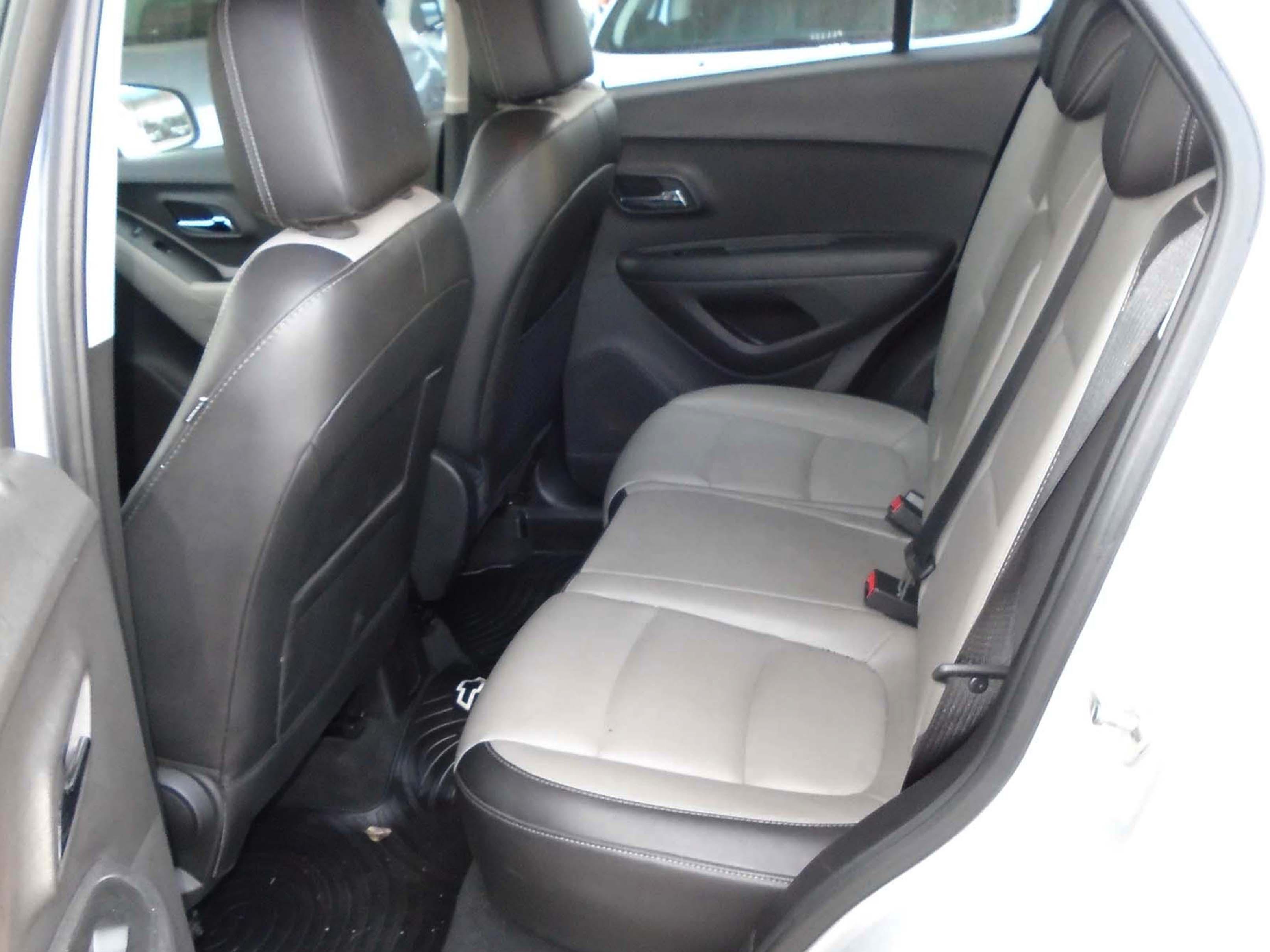 2016 CHEVROLET TRACKER AWD LTZ PLUS 1,8
