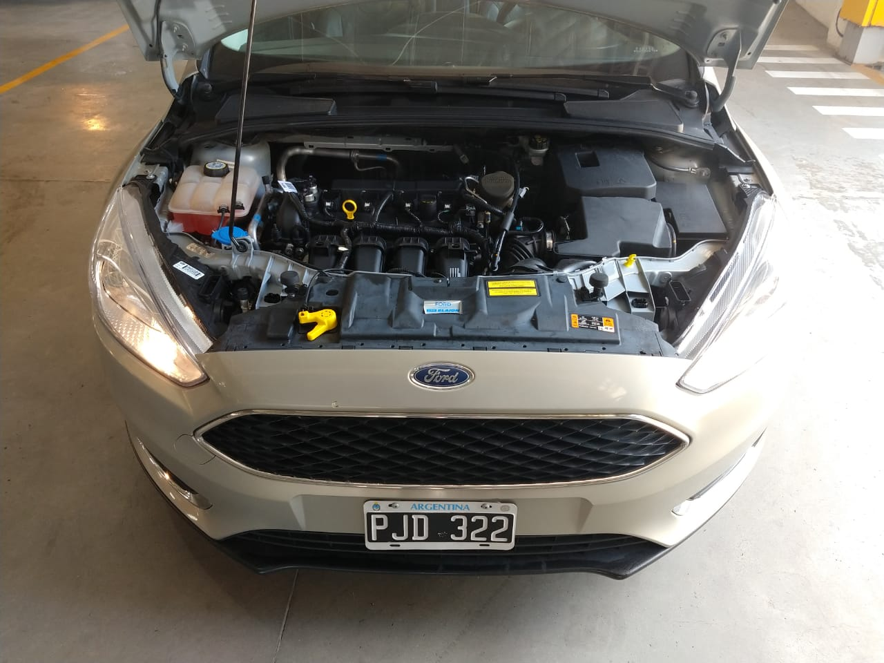 2015 FORD FOCUS SE PLUS 2