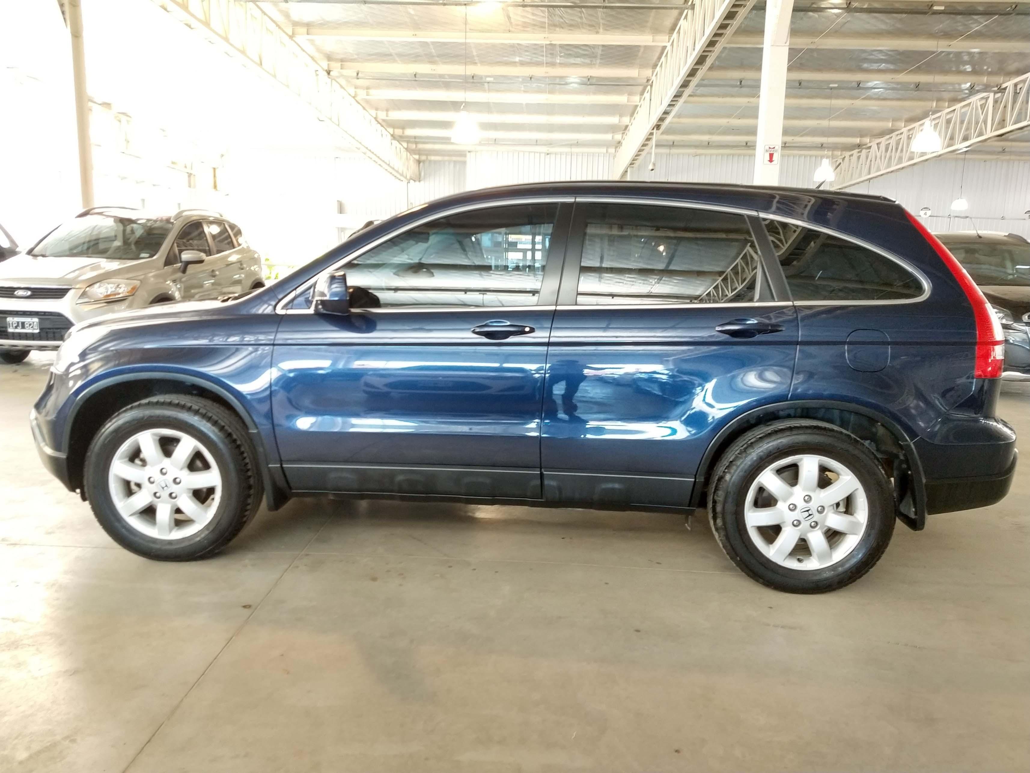 2009 HONDA CRV EXL 2,4