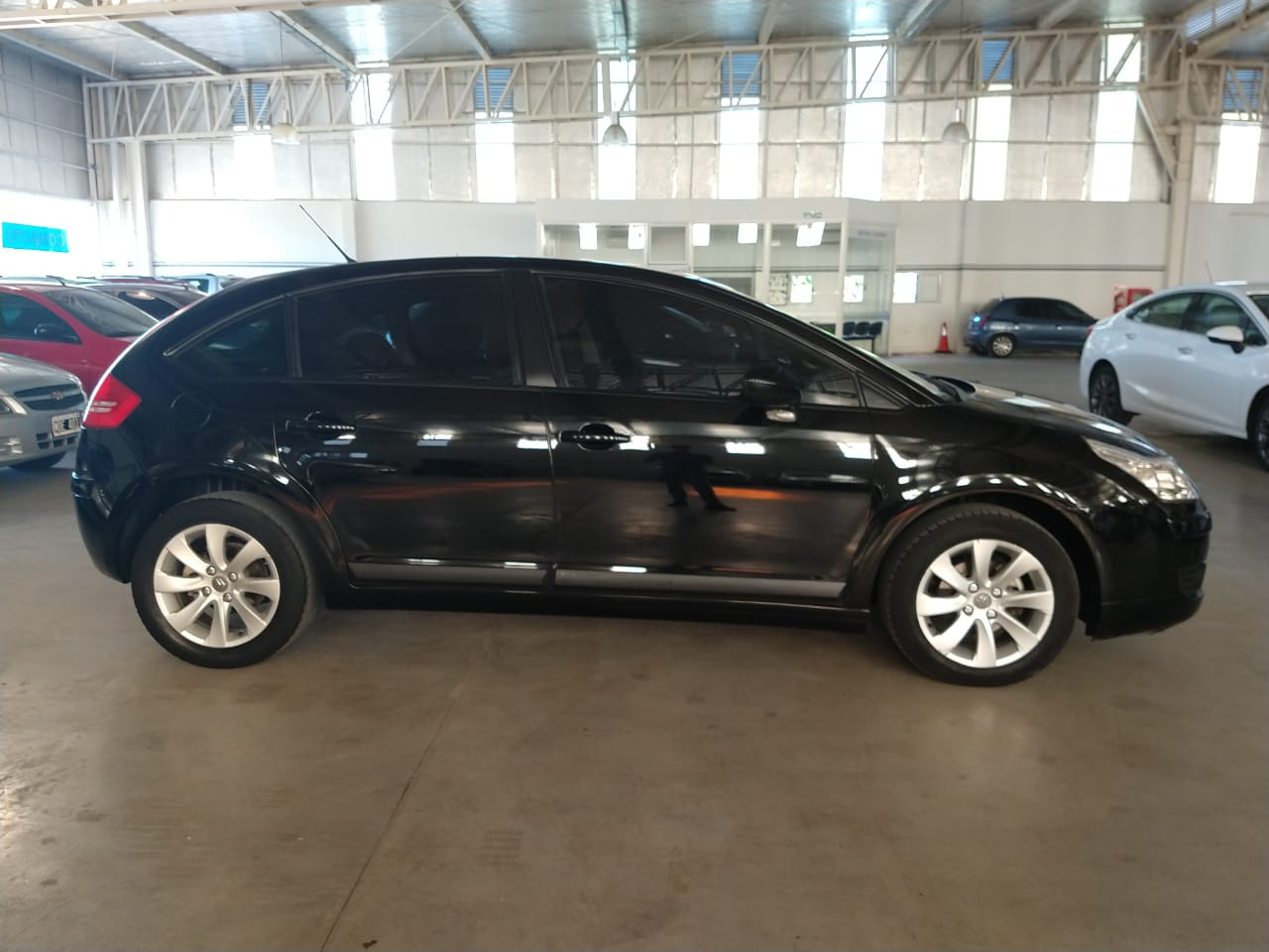 2014 CITROEN C4 PACK PLUS 1,6