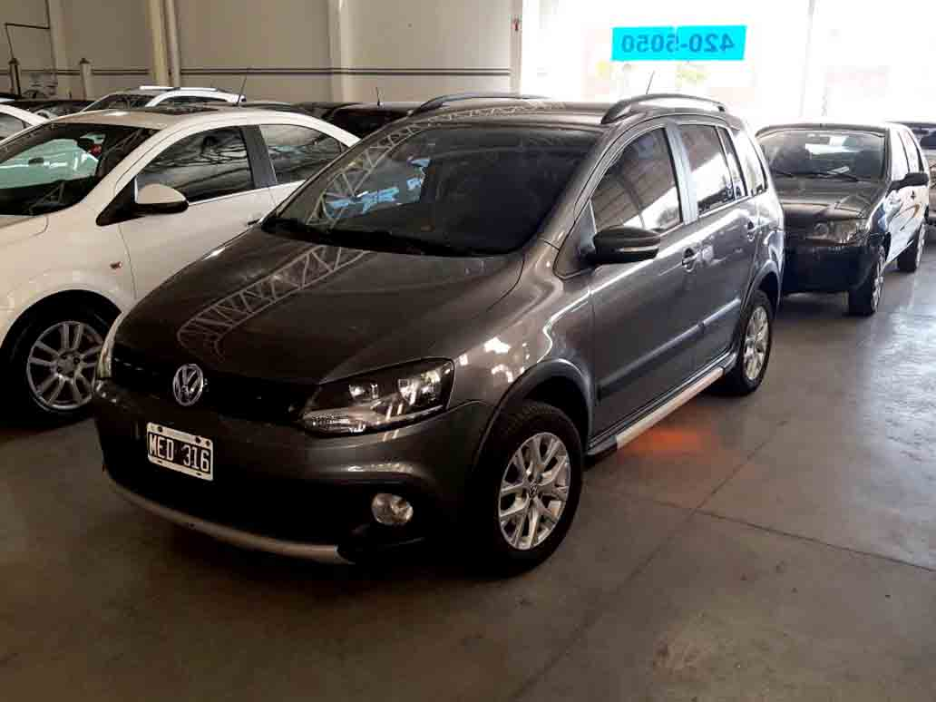 2013 VOLKSWAGEN SURAN CROSS HIGHLINE 1,6