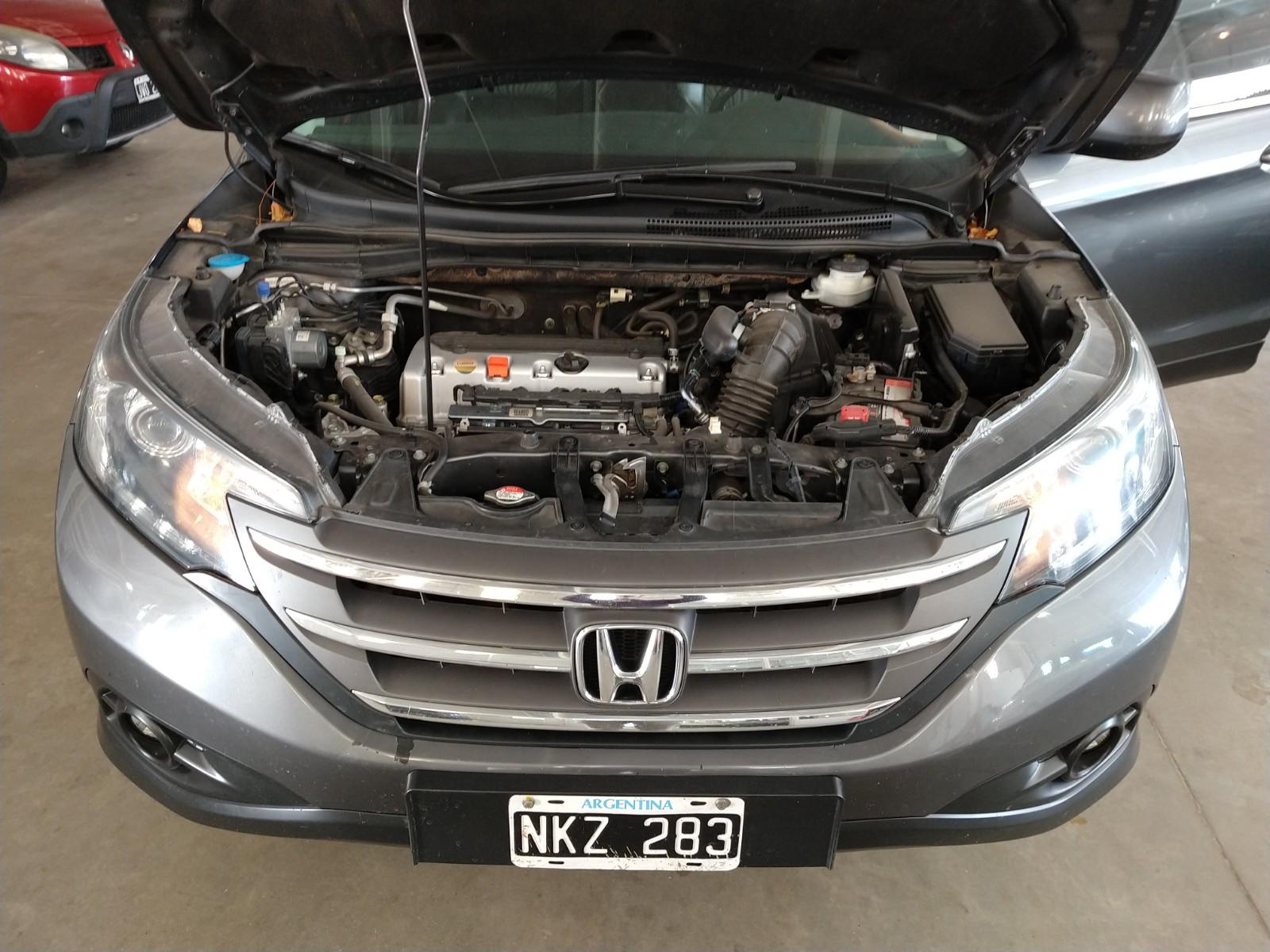 2014 HONDA CRV EXL 4X4 2,4