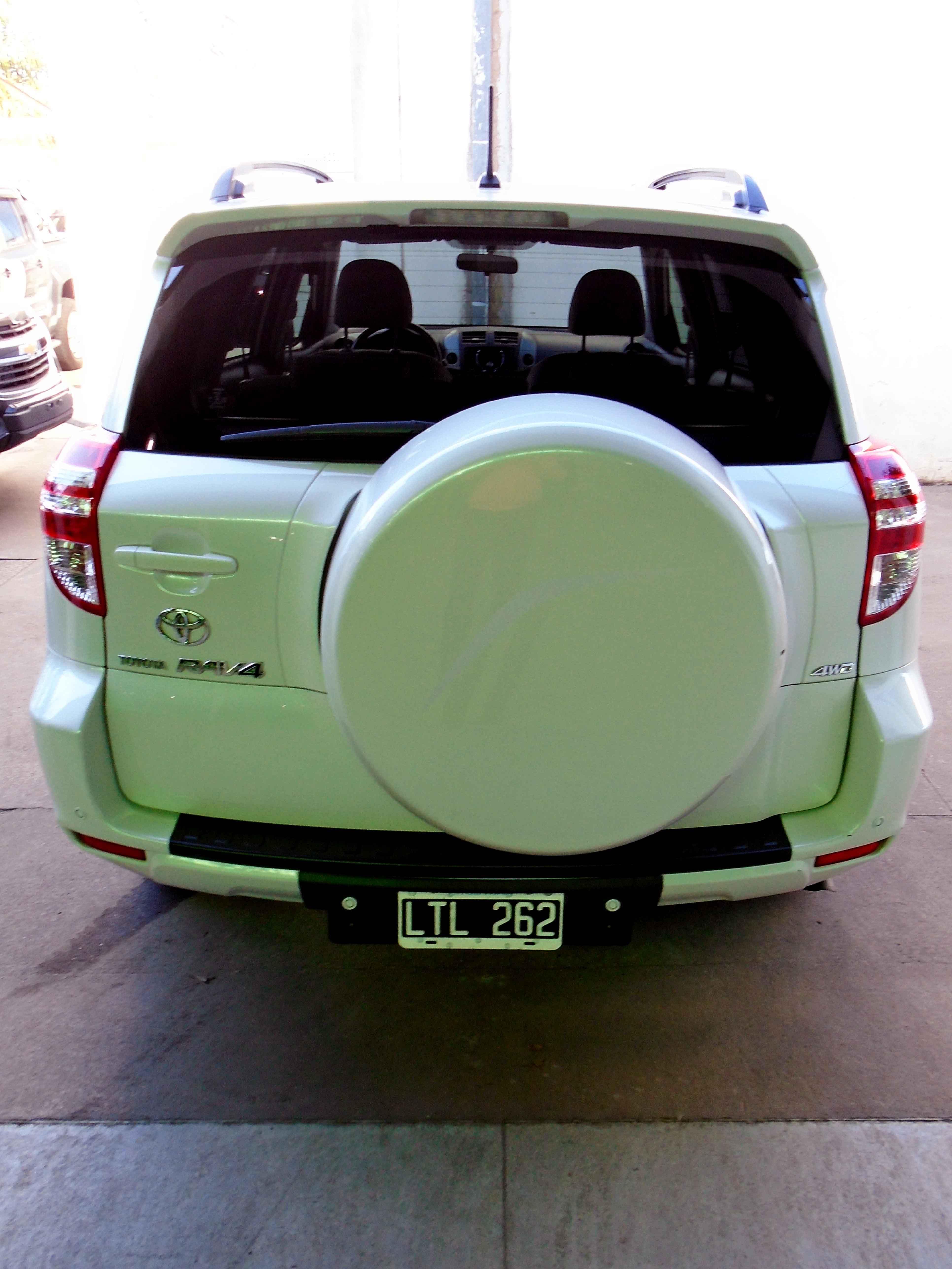2012 TOYOTA RAV4 4X4 3